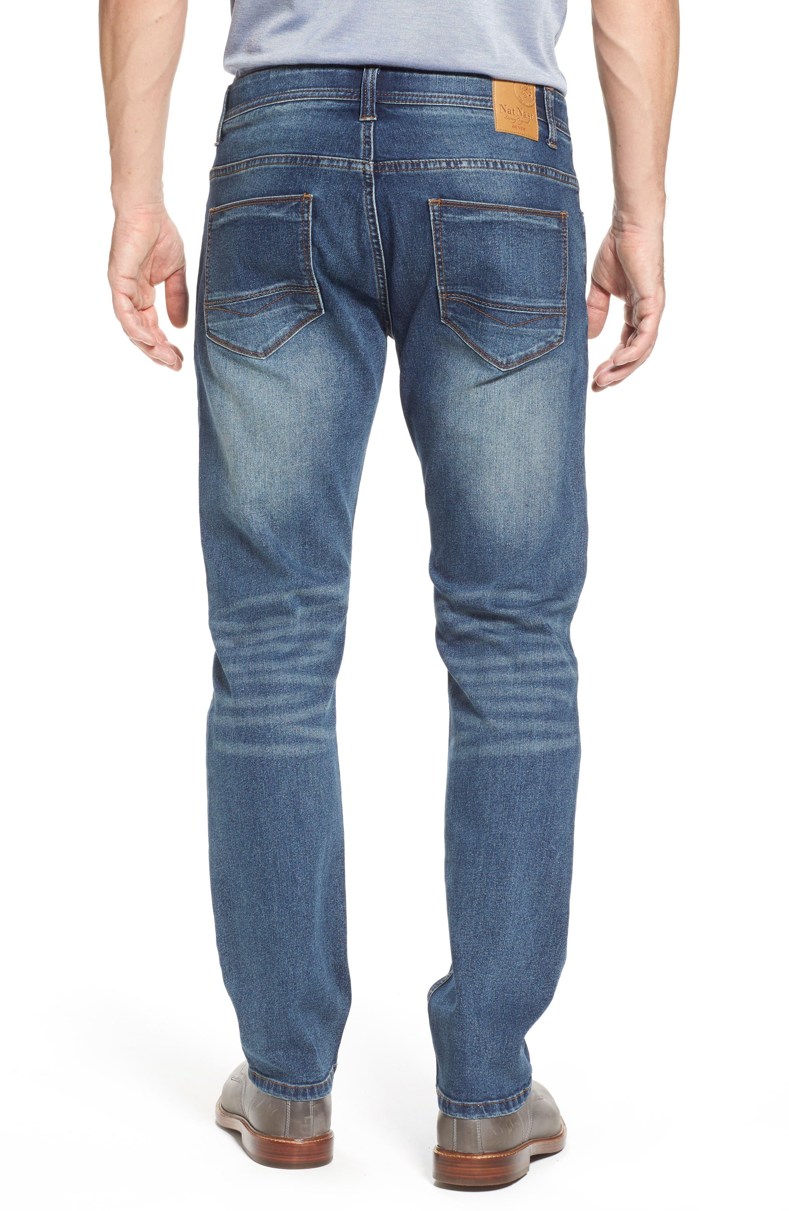 Maverick Stretch Slim Fit Jeans,                             Alternate thumbnail 2, color,                             MAVERICK WASH