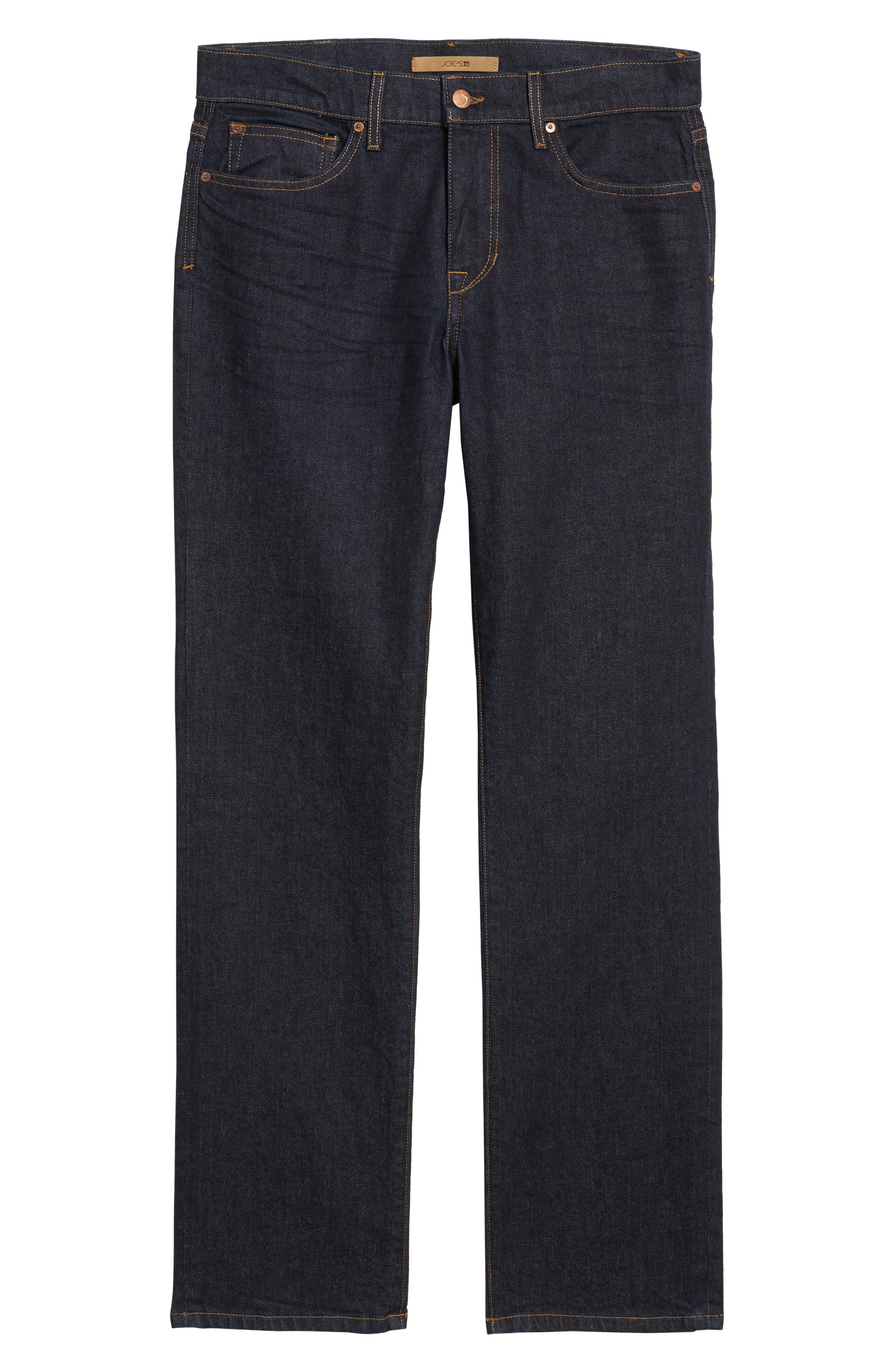 Brixton Slim Straight Leg Jeans,                             Alternate thumbnail 6, color,                             400