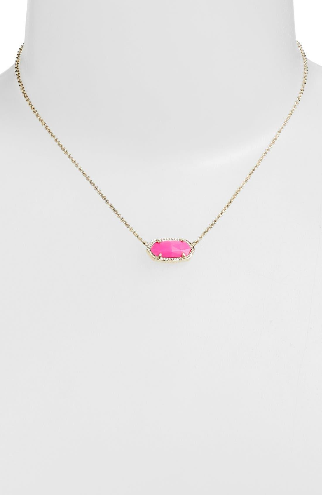 'Elisa' Pendant Necklace,                             Alternate thumbnail 392, color,