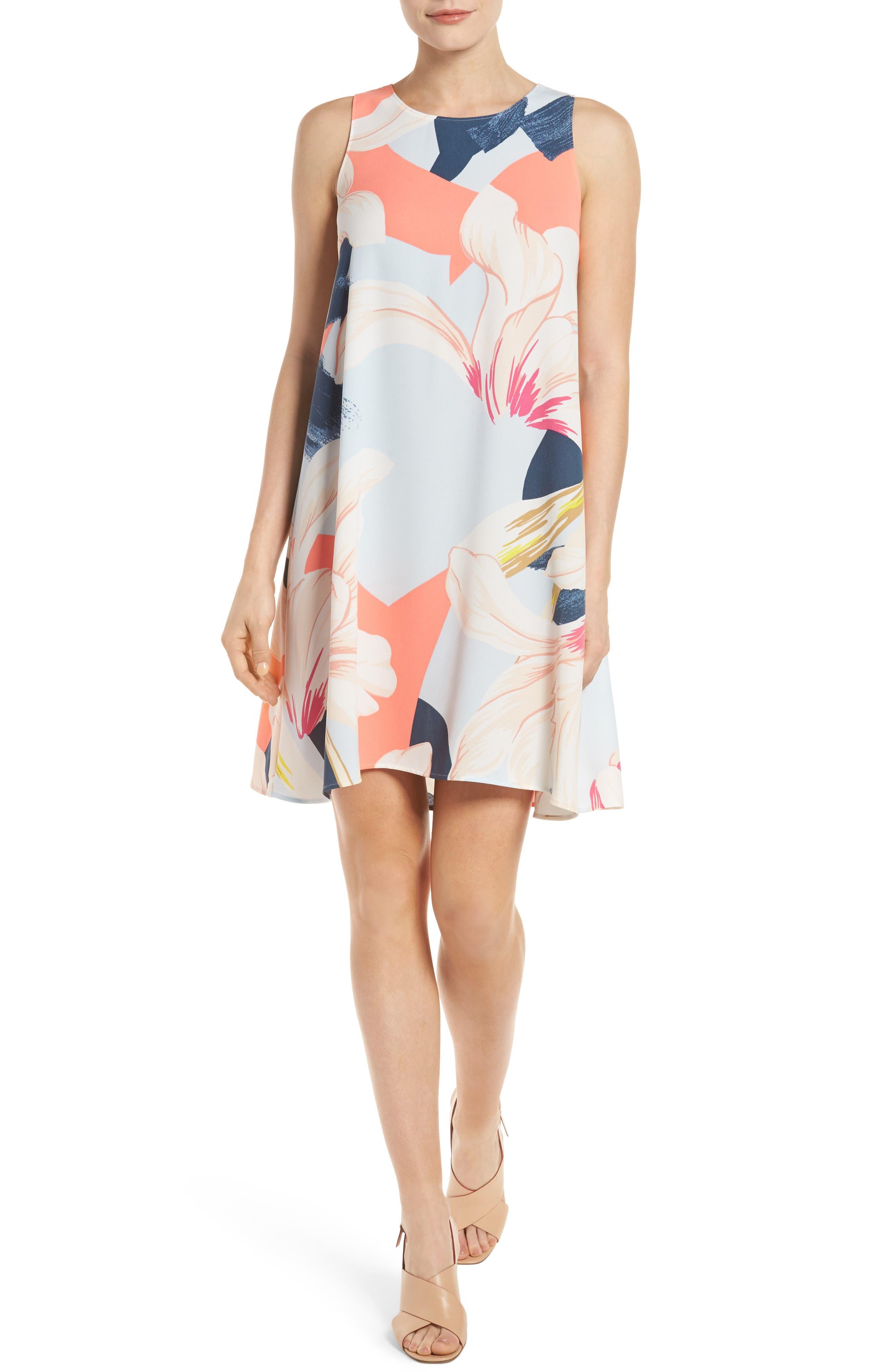 A-Line Dress,                             Main thumbnail 30, color,