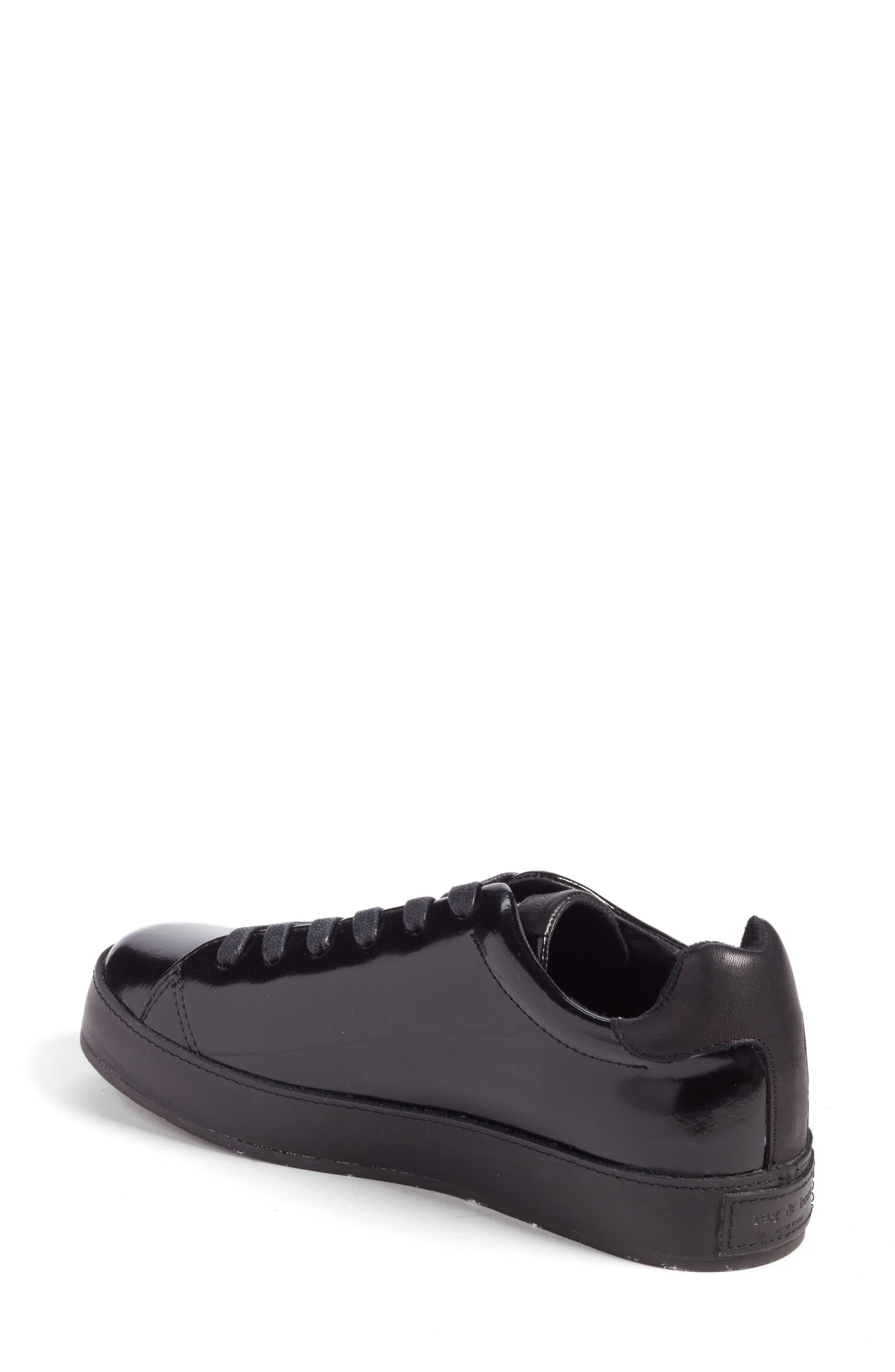 RB1 Low-Top Sneaker,                             Alternate thumbnail 2, color,                             001