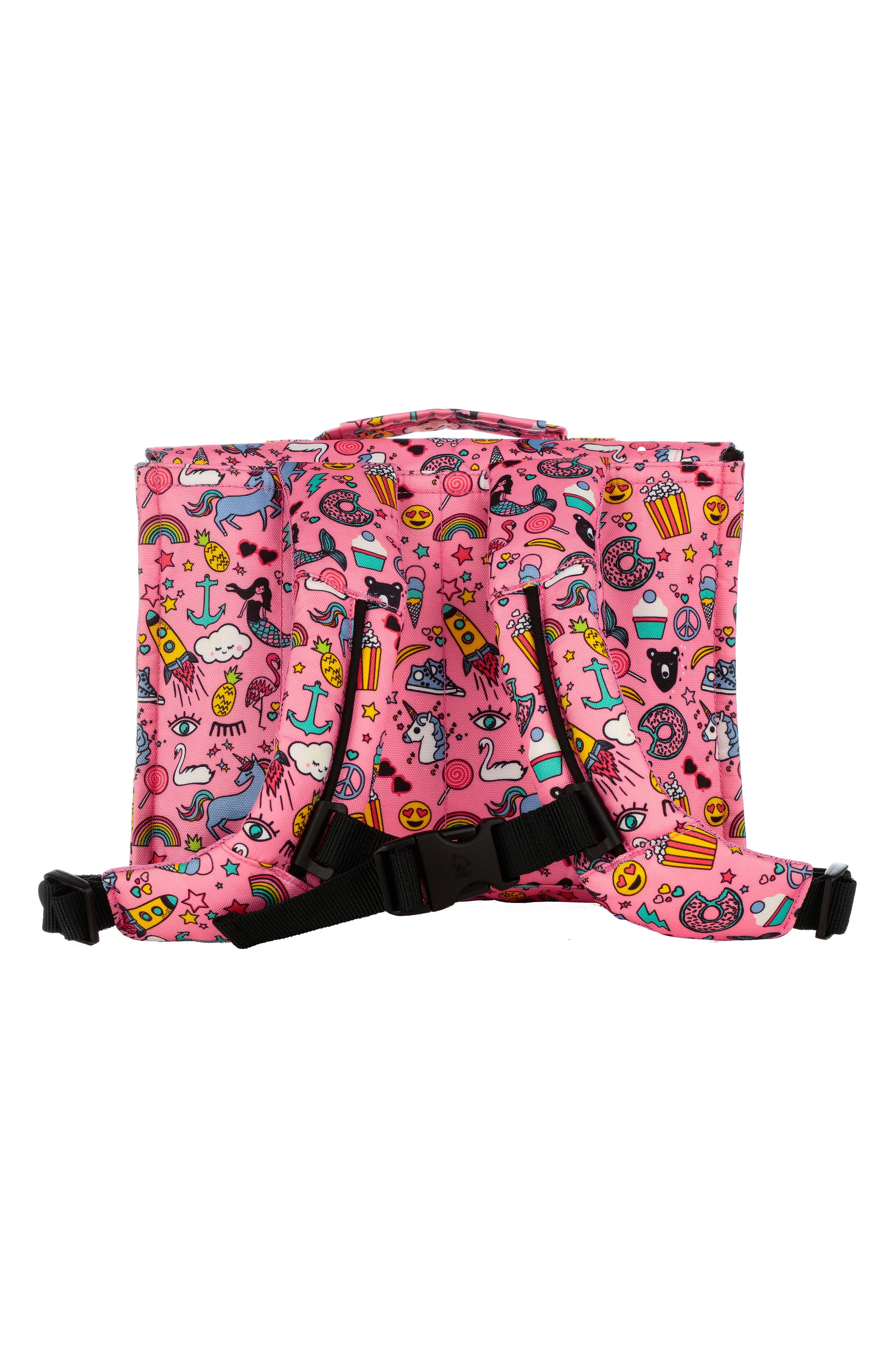 Stickers Backpack,                             Alternate thumbnail 2, color,                             650