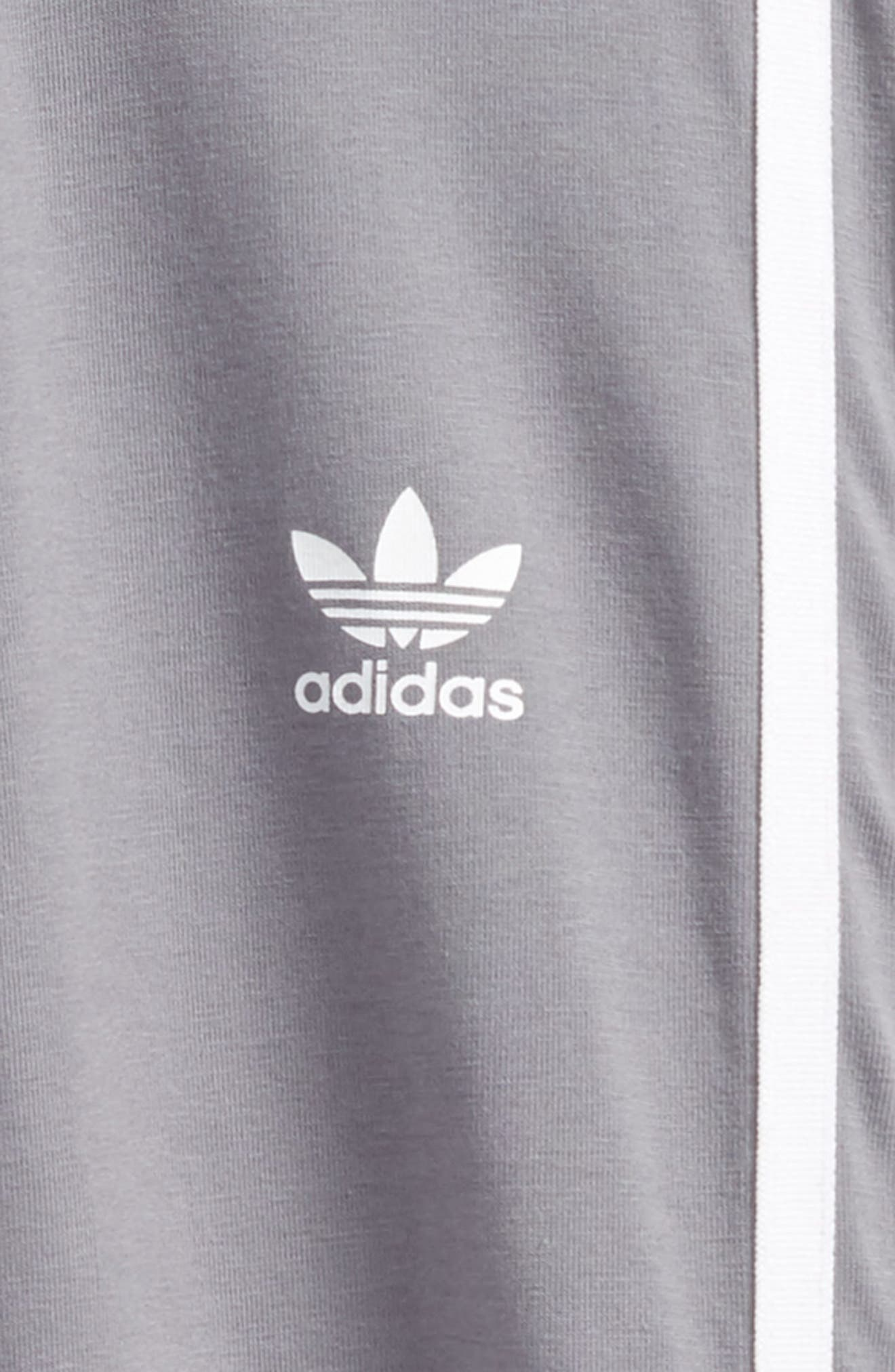 adidas 3-Stripes Leggings,                             Alternate thumbnail 2, color,                             020