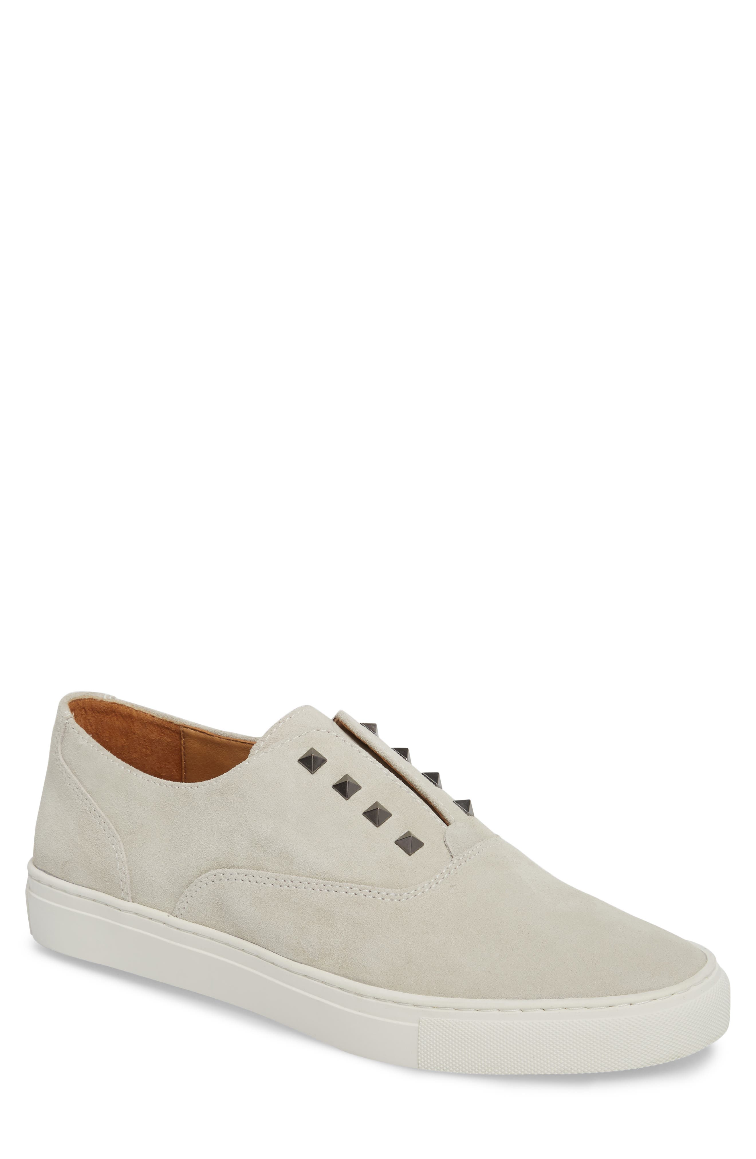 Aryo Studded Laceless Sneaker,                         Main,                         color,
