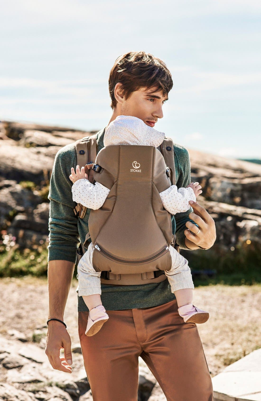 MyCarrier<sup>™</sup> Front Baby Carrier,                             Alternate thumbnail 23, color,