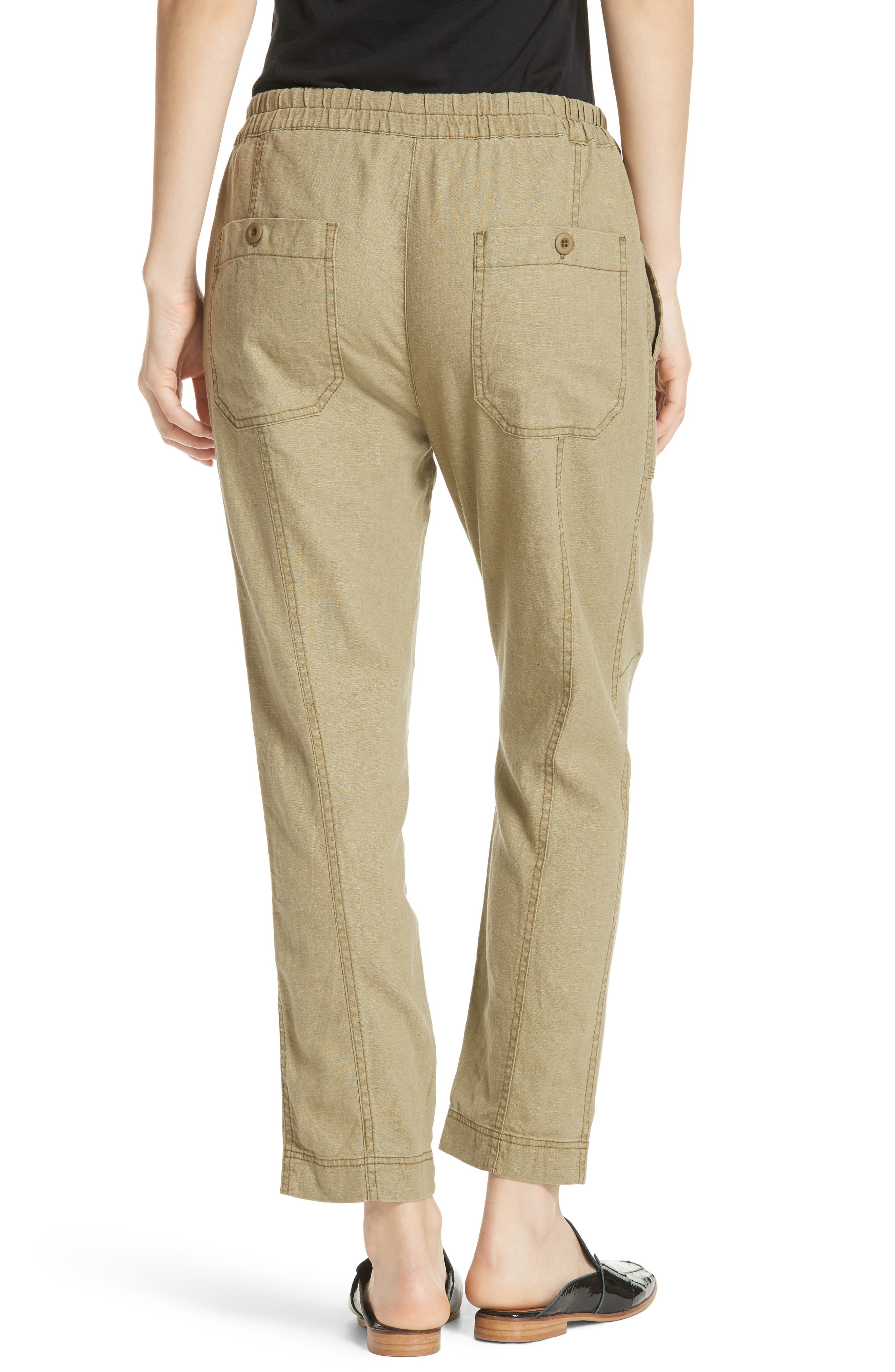 Palmer Skinny Utility Pants,                             Alternate thumbnail 3, color,
