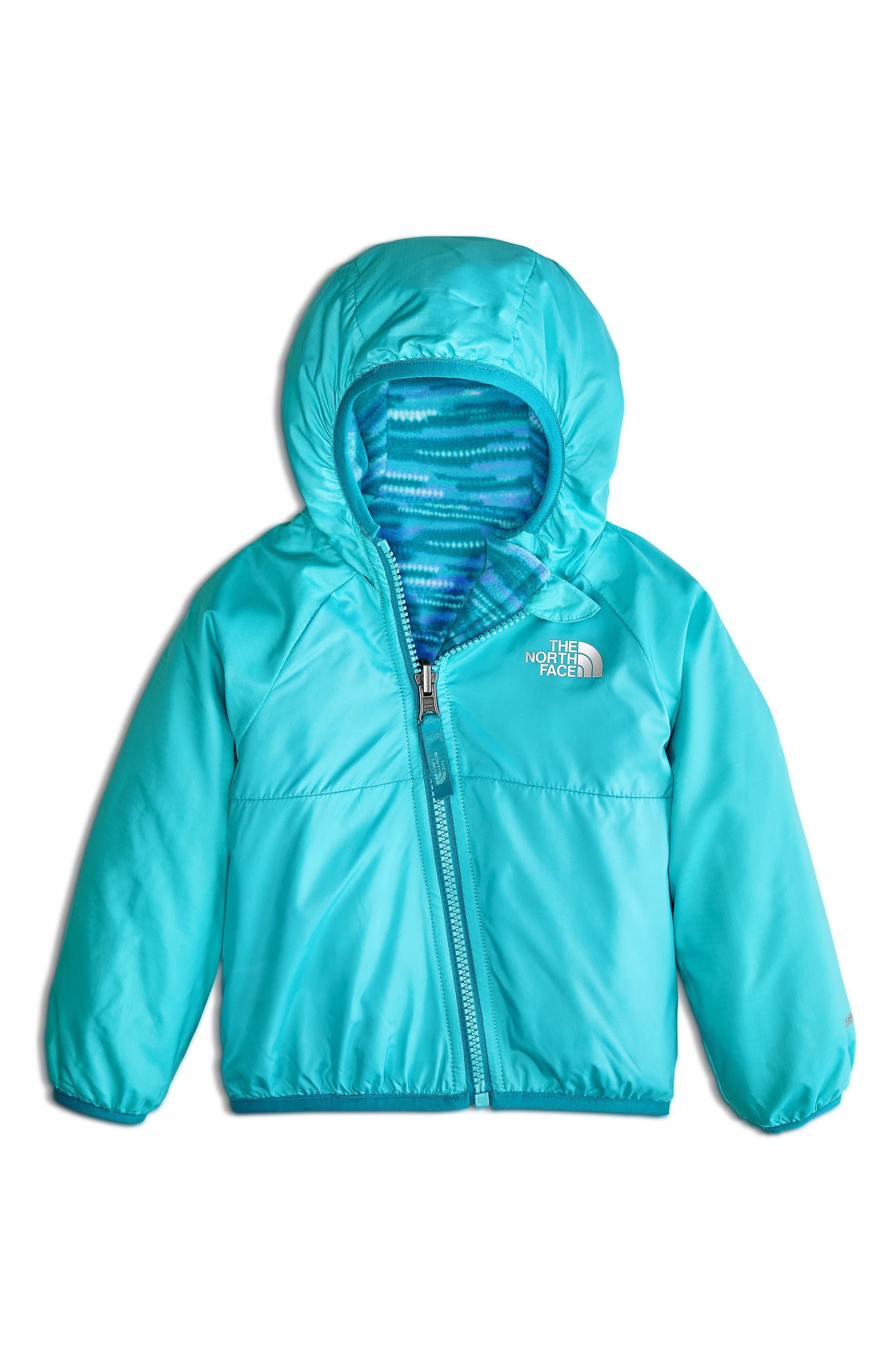 Breezeway Reversible Water Repellent Windbreaker Jacket,                         Main,                         color,