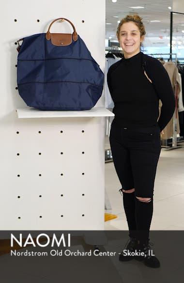 Le Pliage 21-Inch Expandable Travel Bag, sales video thumbnail