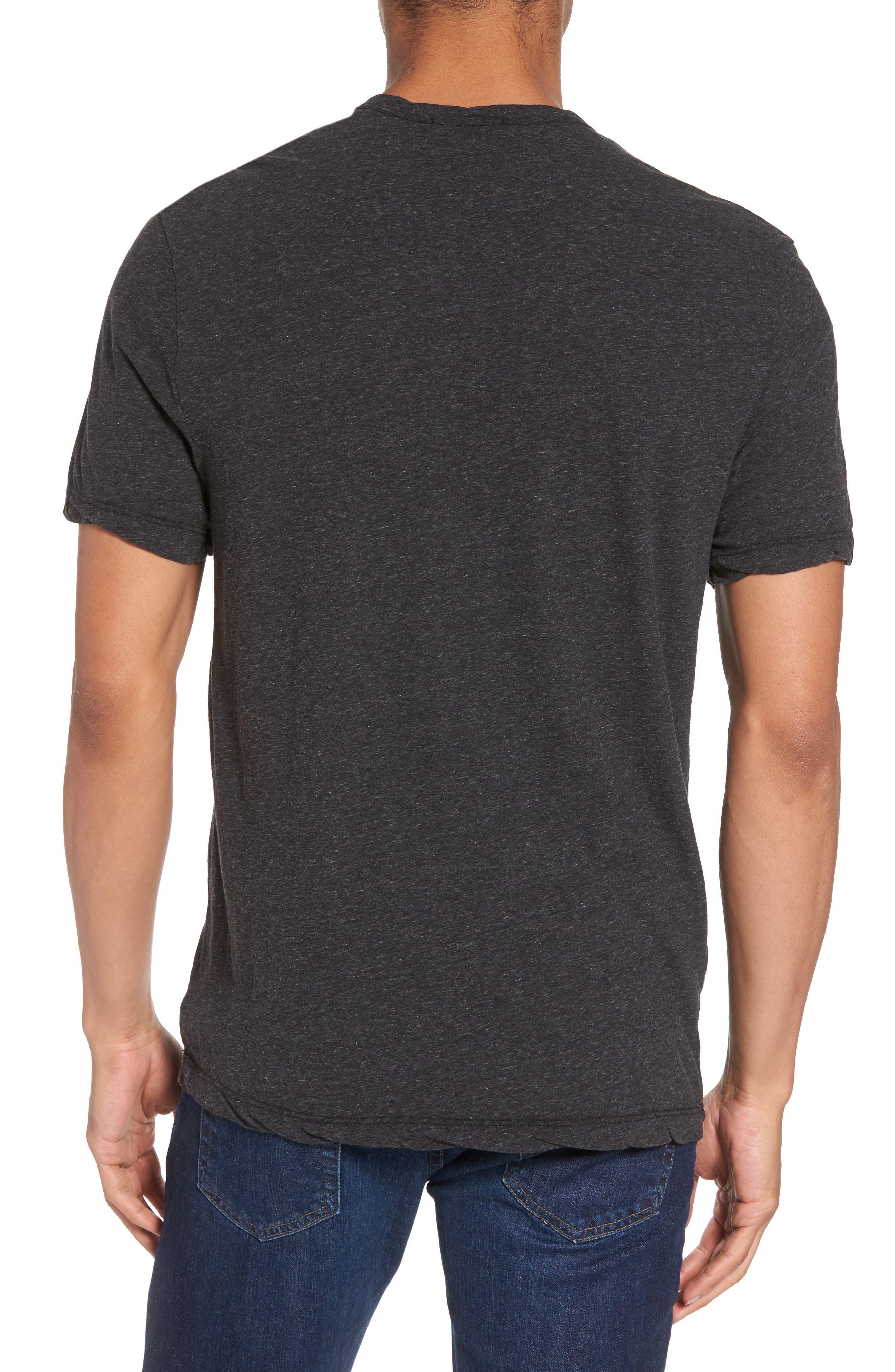 High Twist Regular Fit T-Shirt,                             Alternate thumbnail 2, color,                             025
