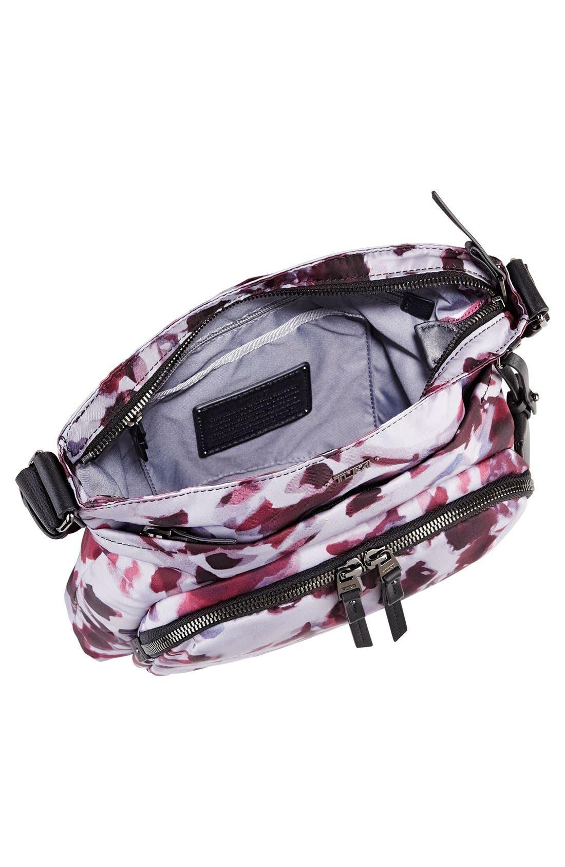 Voyageur - Capri Nylon Crossbody Bag,                             Alternate thumbnail 57, color,