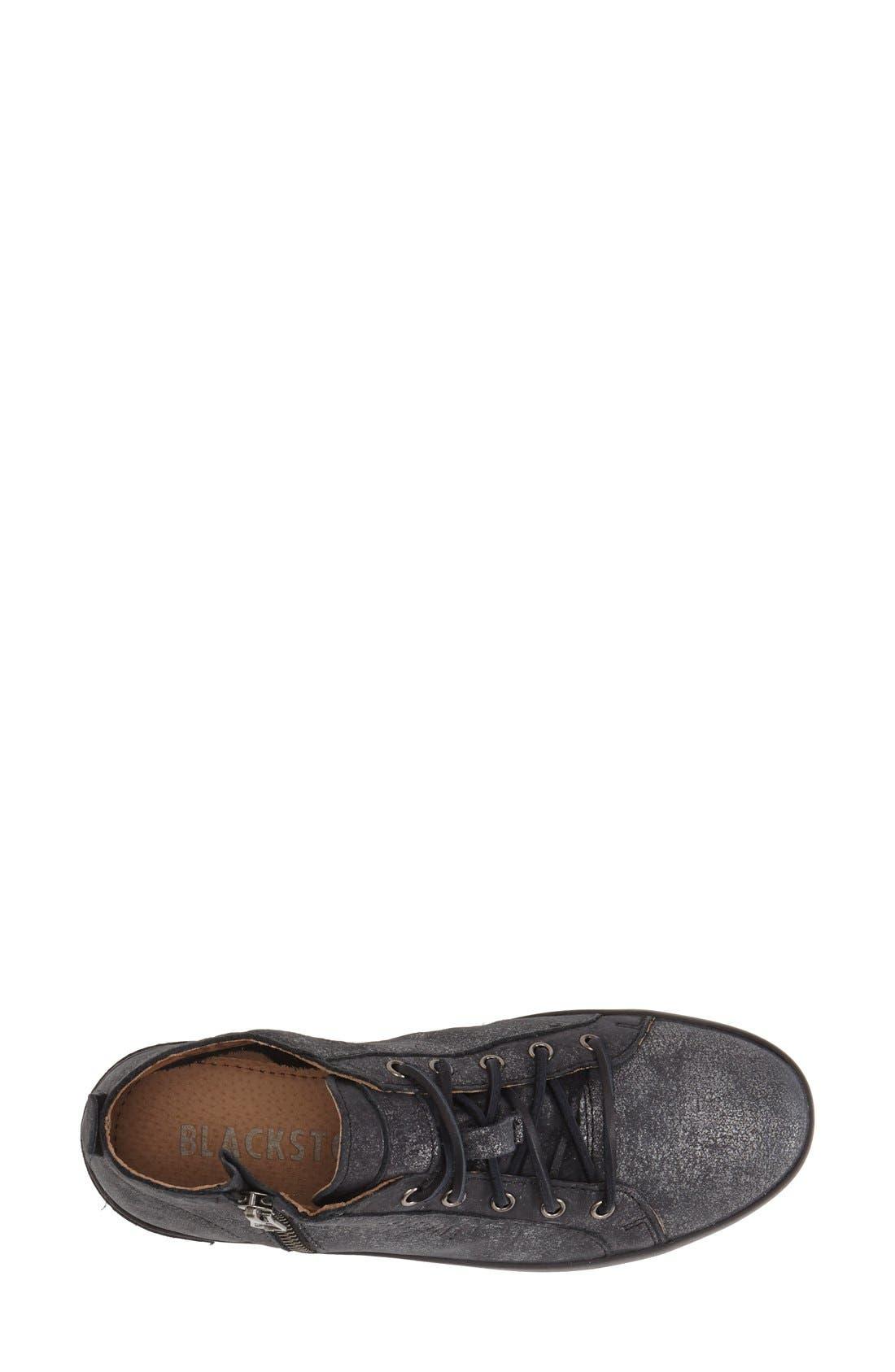 BLACKSTONE,                             'JL17' Sneaker,                             Alternate thumbnail 3, color,                             BLACK METALLIC