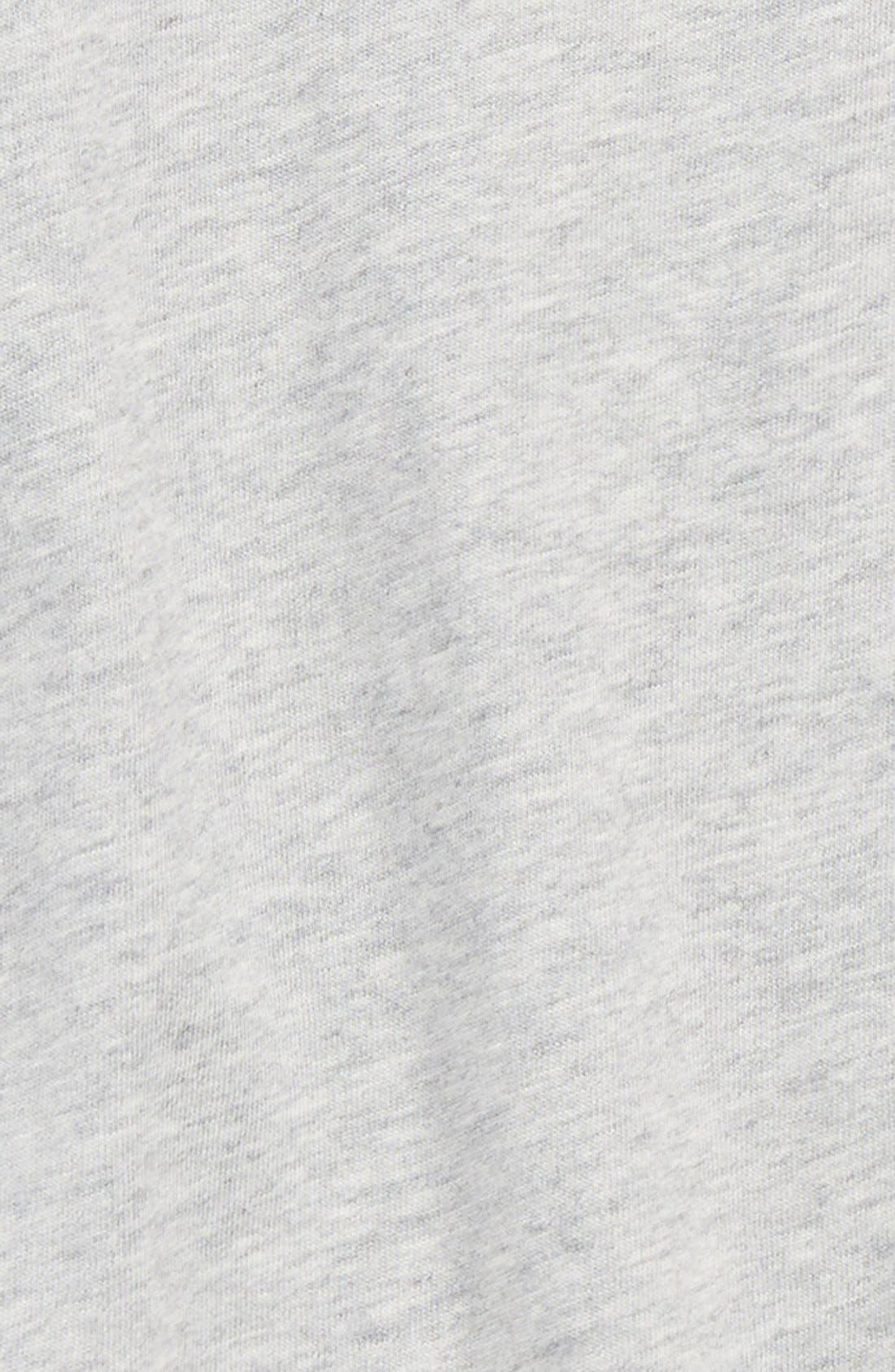 'Callum' Check Print Chest Pocket T-Shirt,                             Alternate thumbnail 2, color,                             035