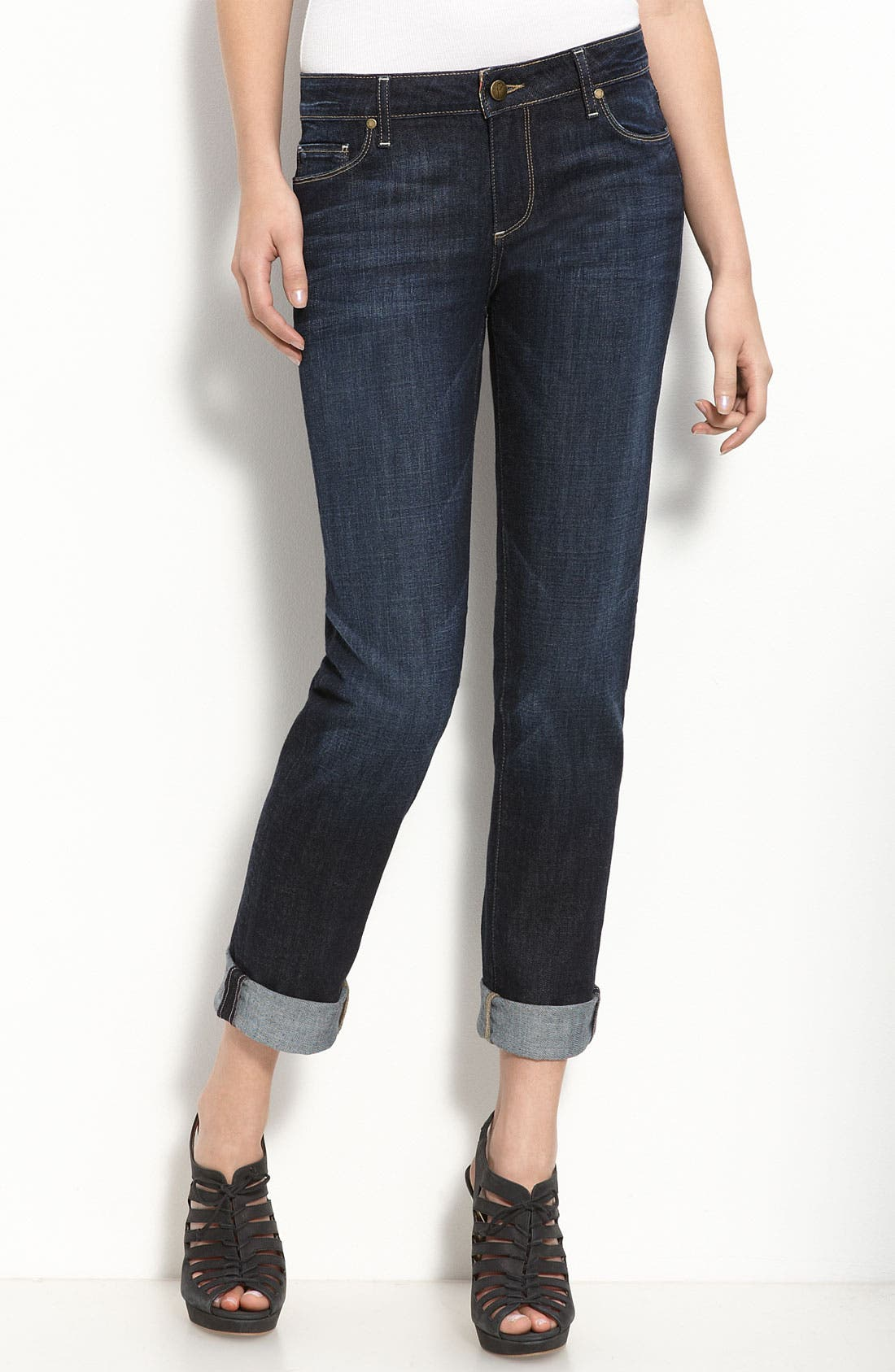 Denim 'Jimmy Jimmy' Stretch Jeans,                             Main thumbnail 1, color,                             410