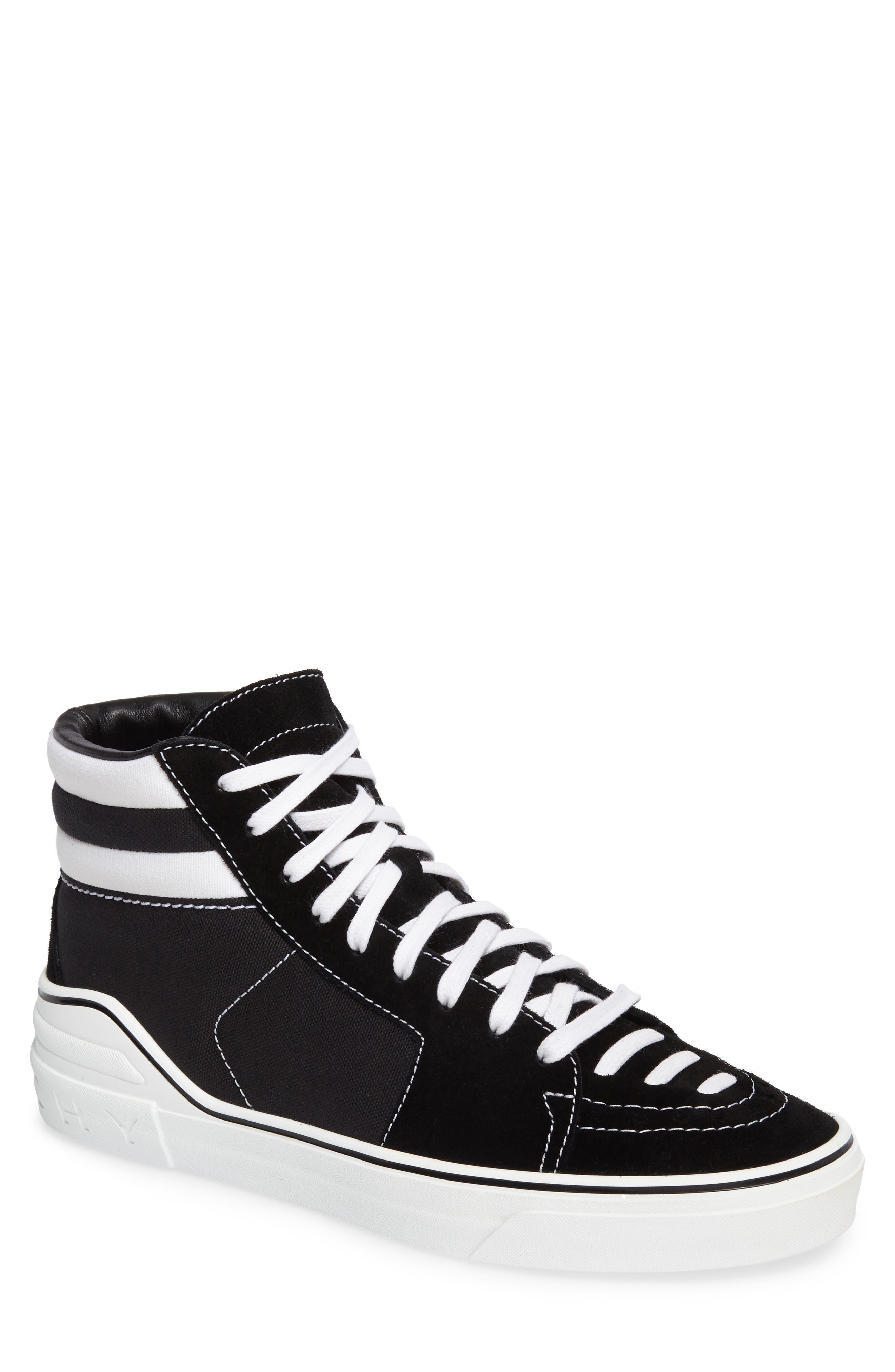 High Top Sneaker,                             Main thumbnail 1, color,                             004