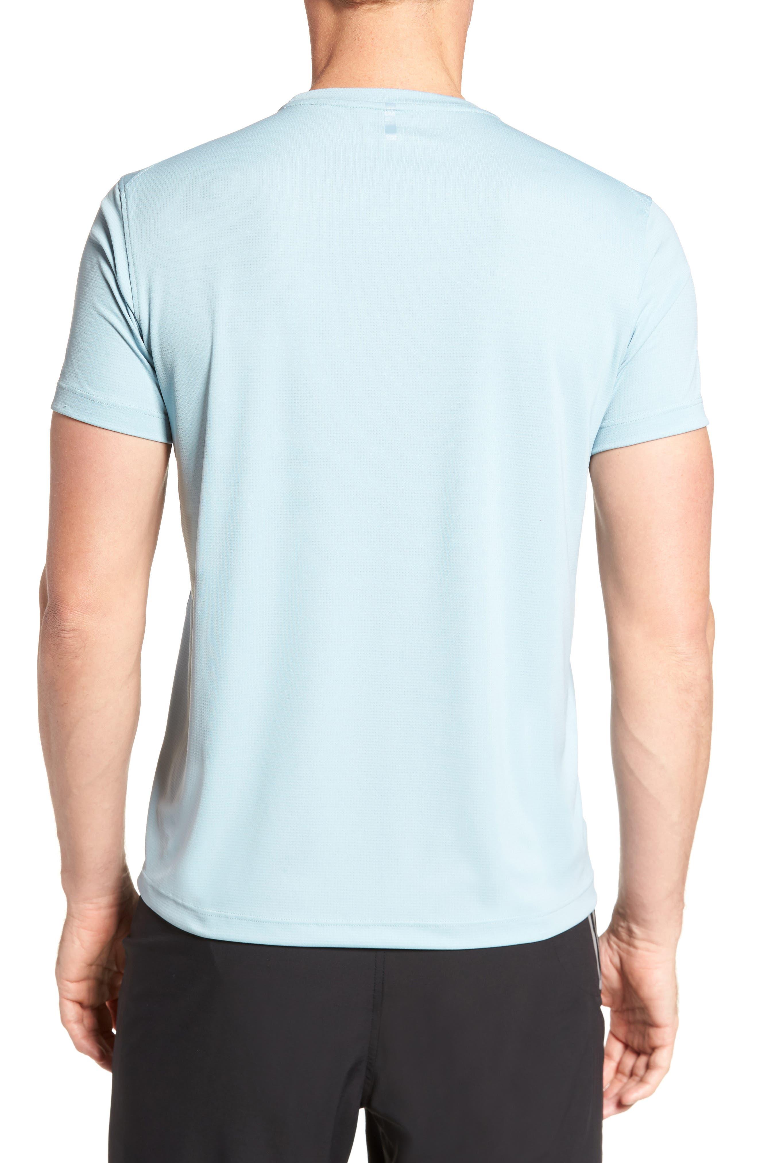 Distance Crewneck T-Shirt,                             Alternate thumbnail 5, color,