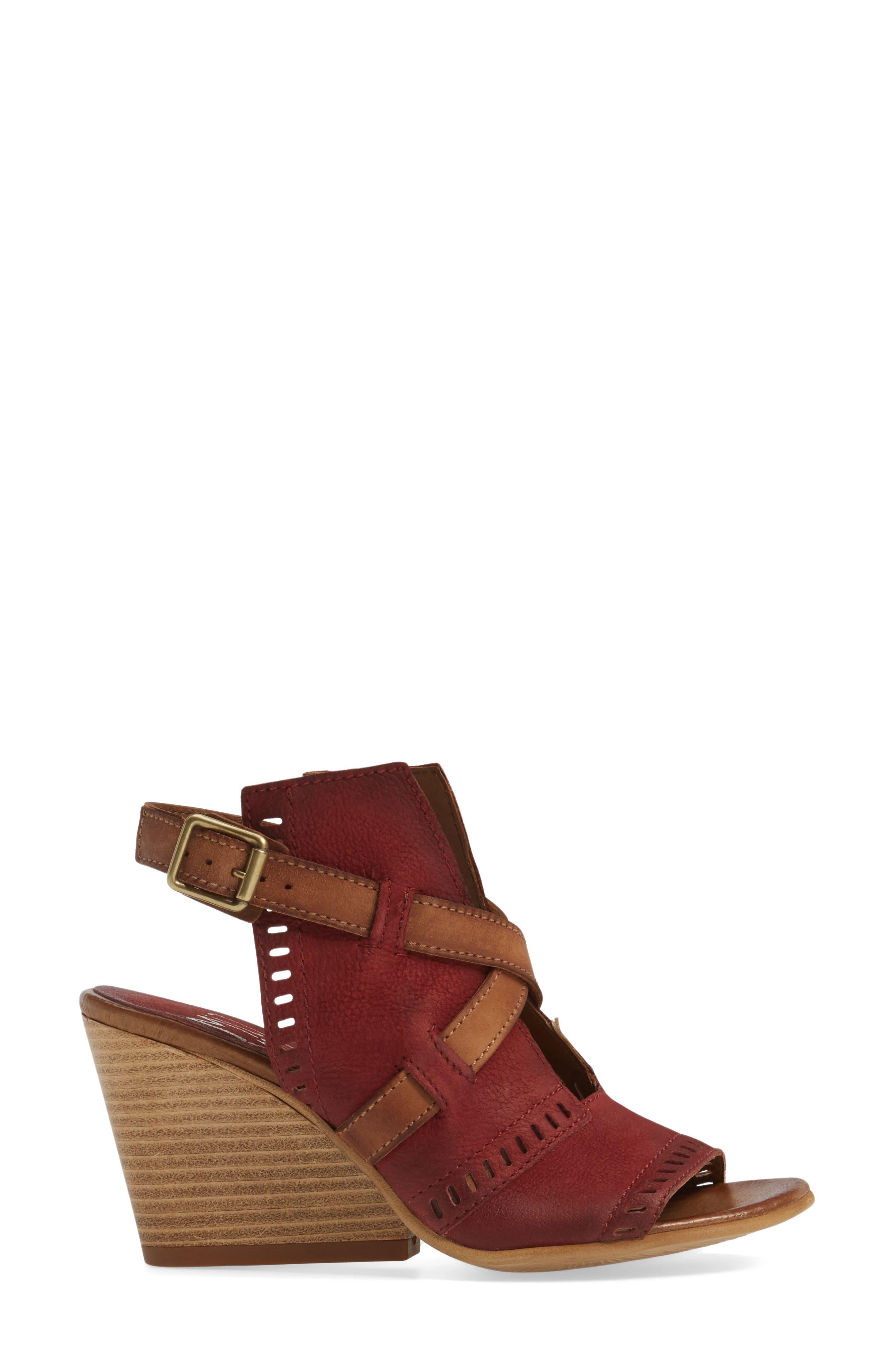 Kipling Perforated Sandal,                             Alternate thumbnail 12, color,