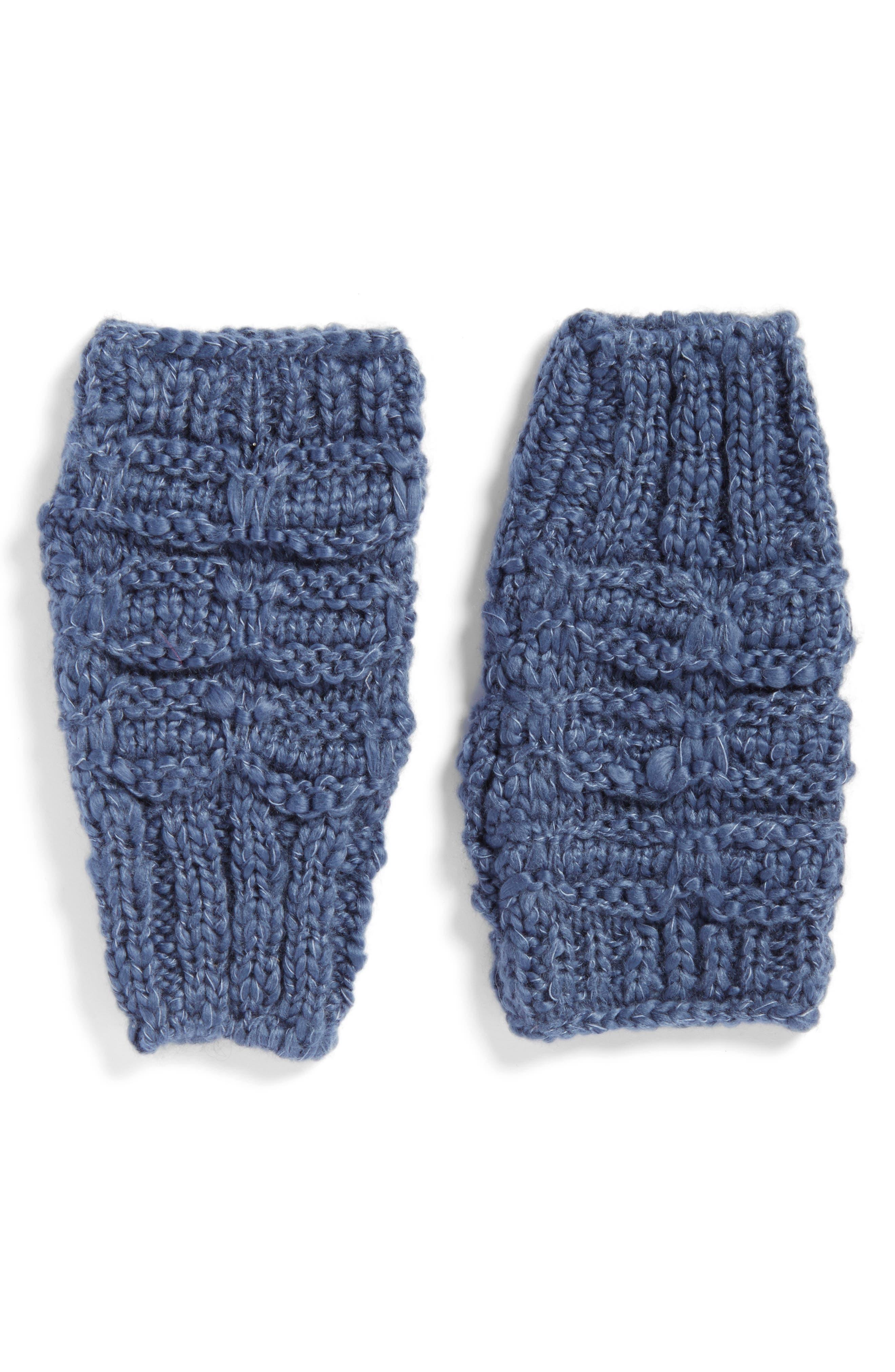 Chunky Knit Arm Warmers,                             Main thumbnail 3, color,