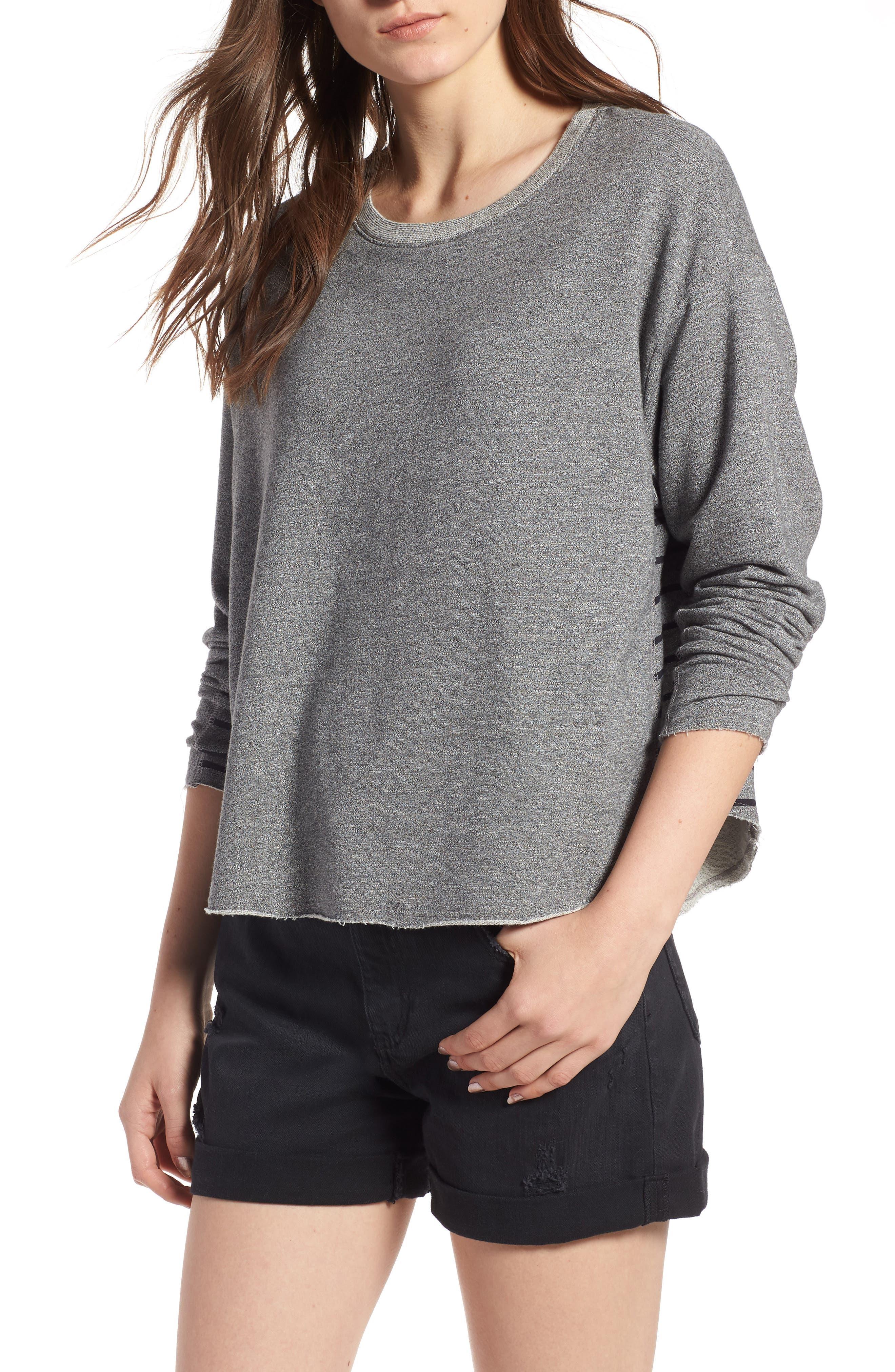 Active Trapeze Sweatshirt,                         Main,                         color,