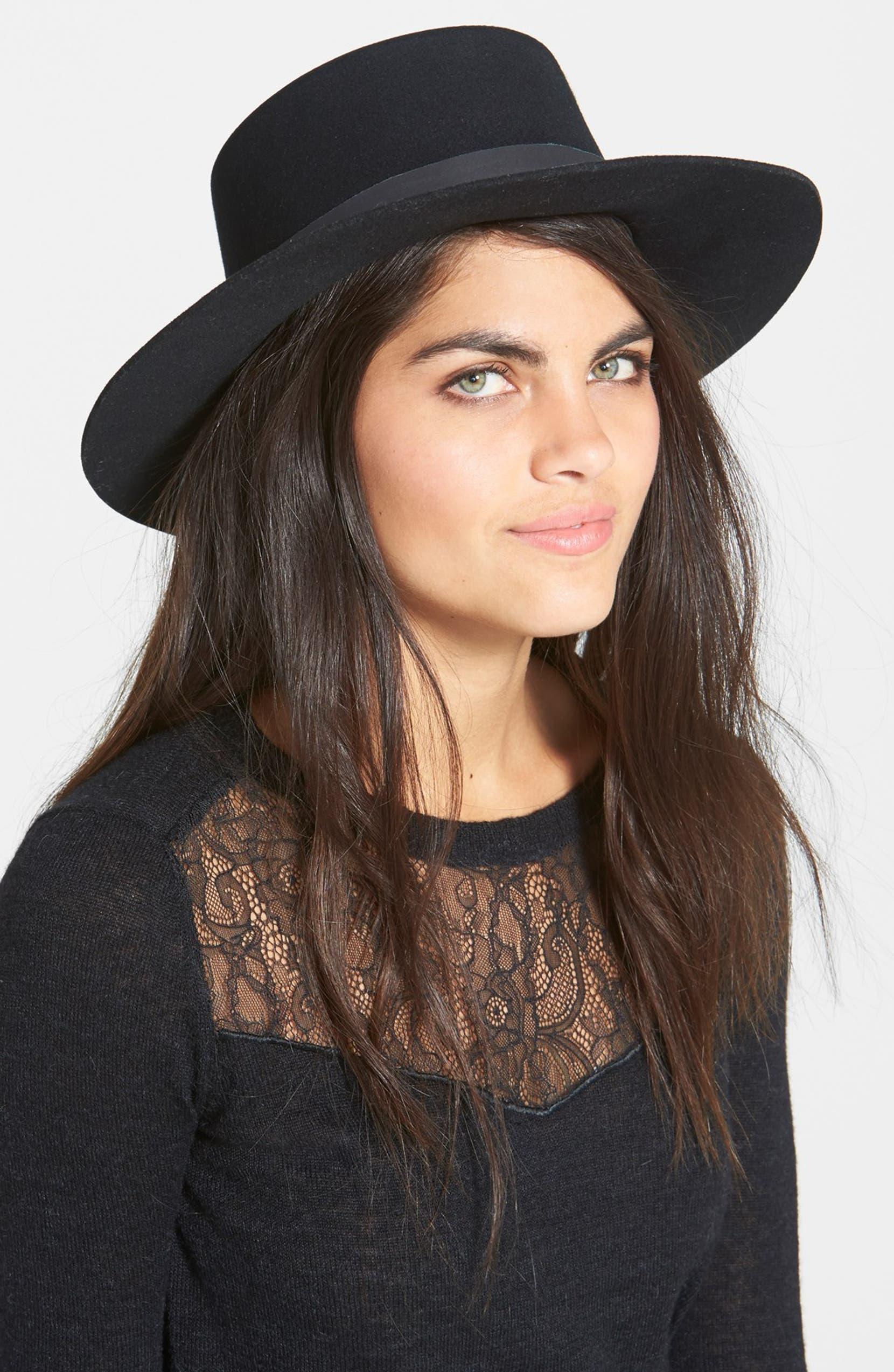 Janessa Leone  Gabrielle  Hat  739ccb3b43b