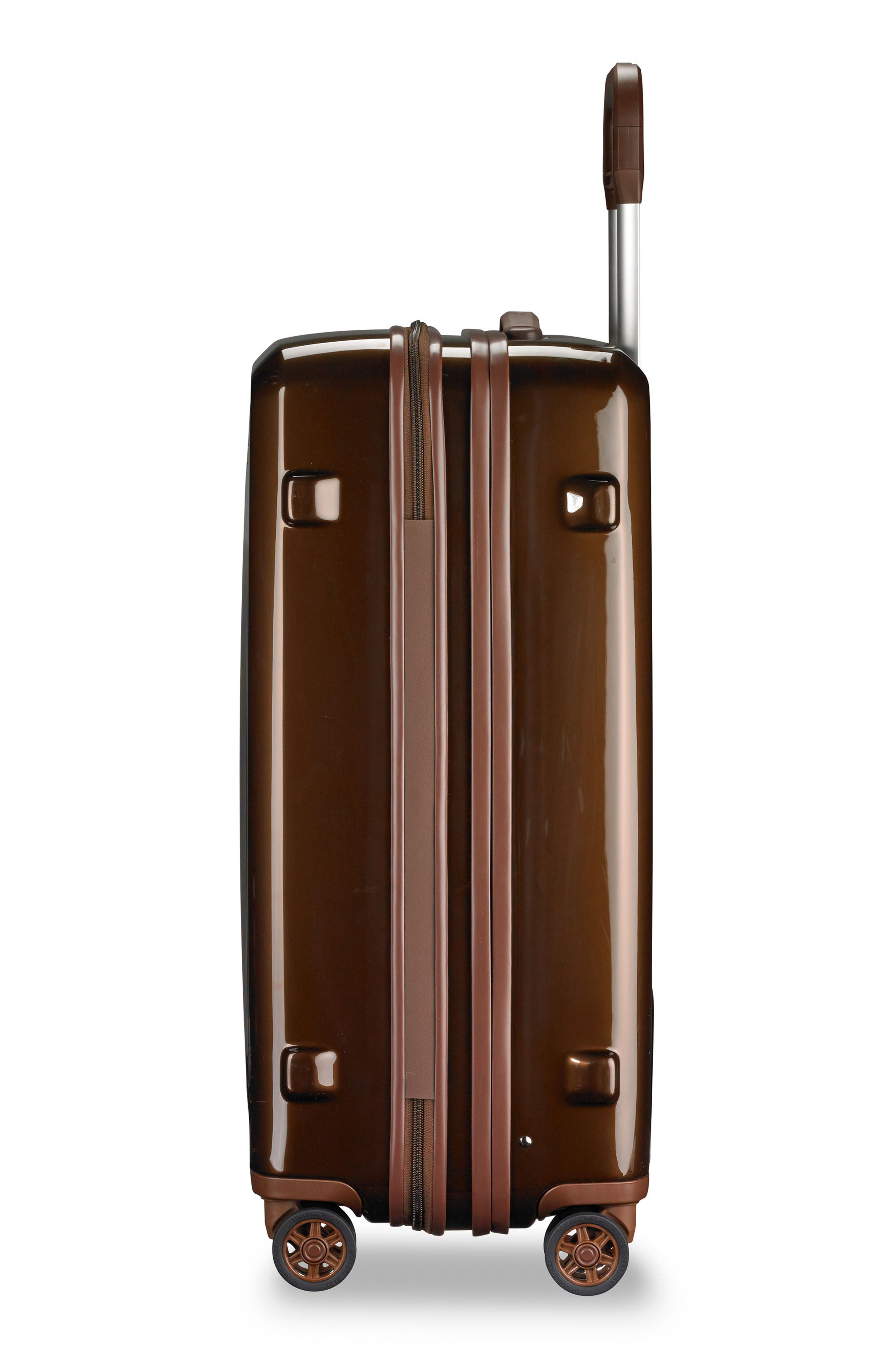 Sympatico 27-Inch Expandable Wheeled Packing Case,                             Alternate thumbnail 5, color,                             BRONZE