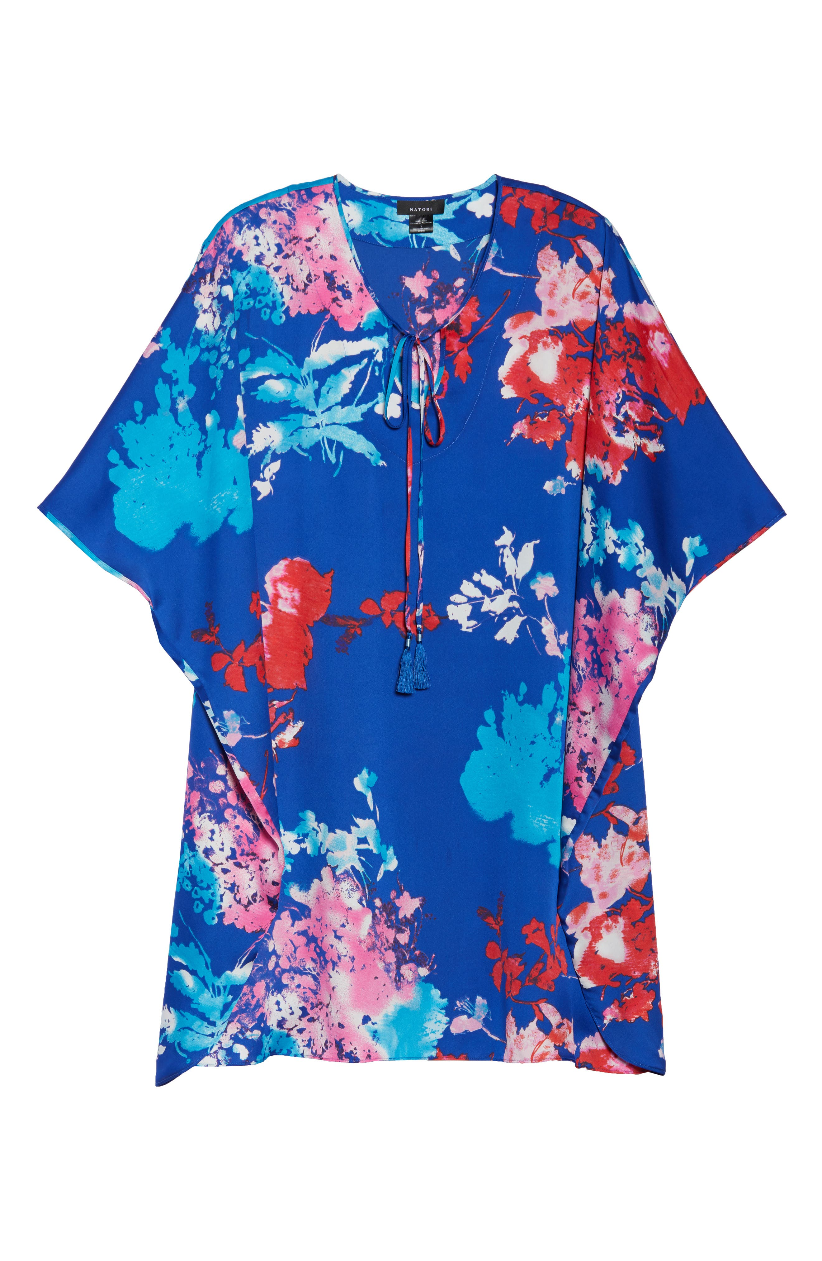 Fiji Print Caftan,                             Alternate thumbnail 6, color,                             405