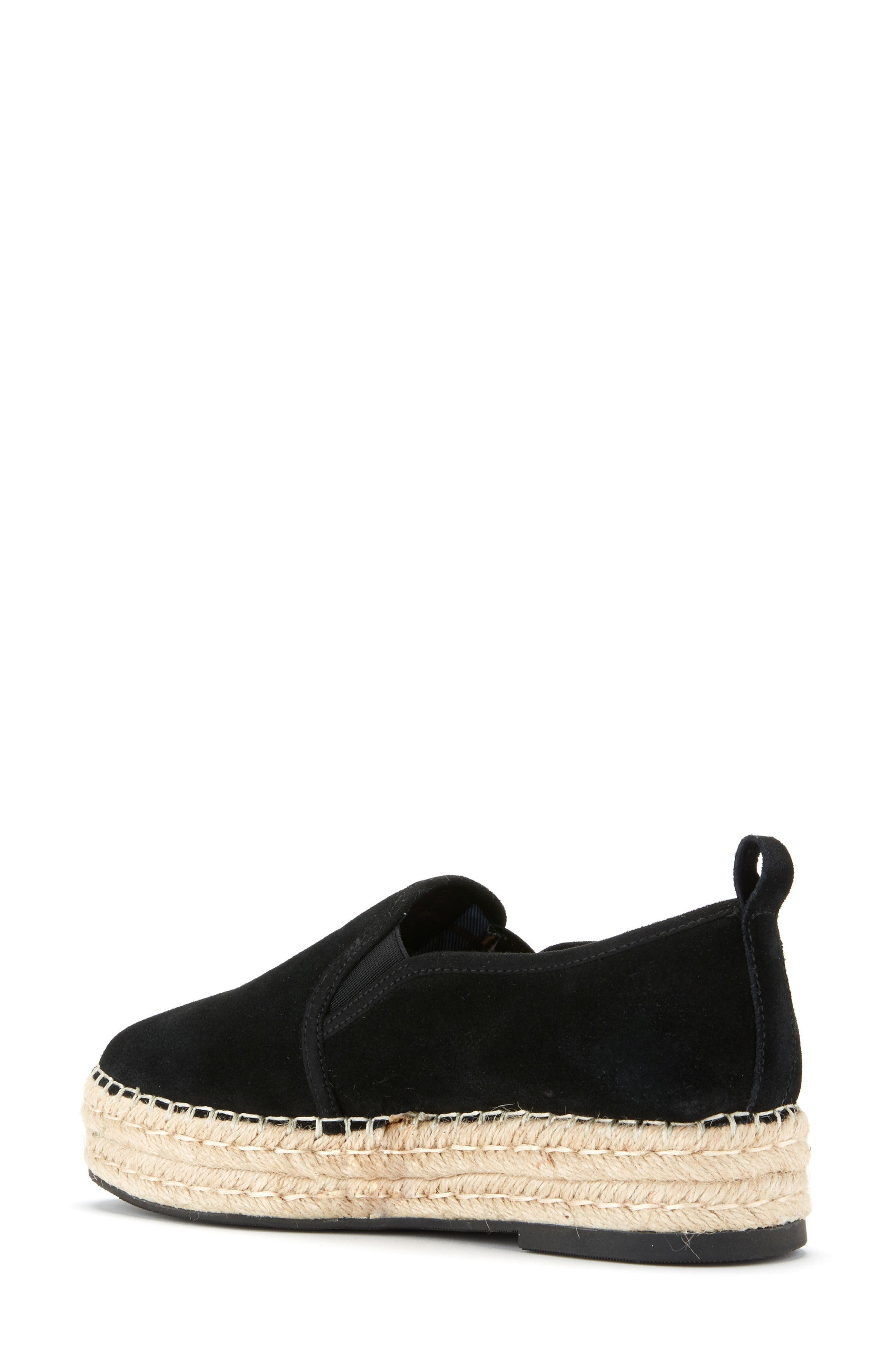 Basha Waterproof Espadrille Flat,                             Alternate thumbnail 2, color,                             015