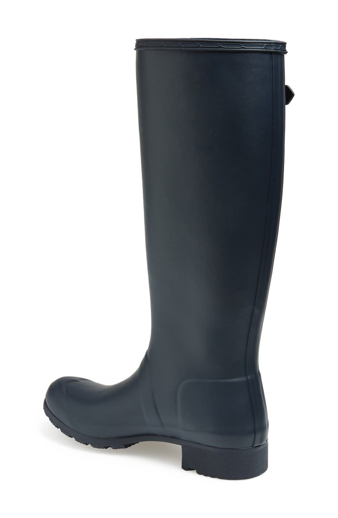 'Tour' Packable Rain Boot,                             Alternate thumbnail 90, color,