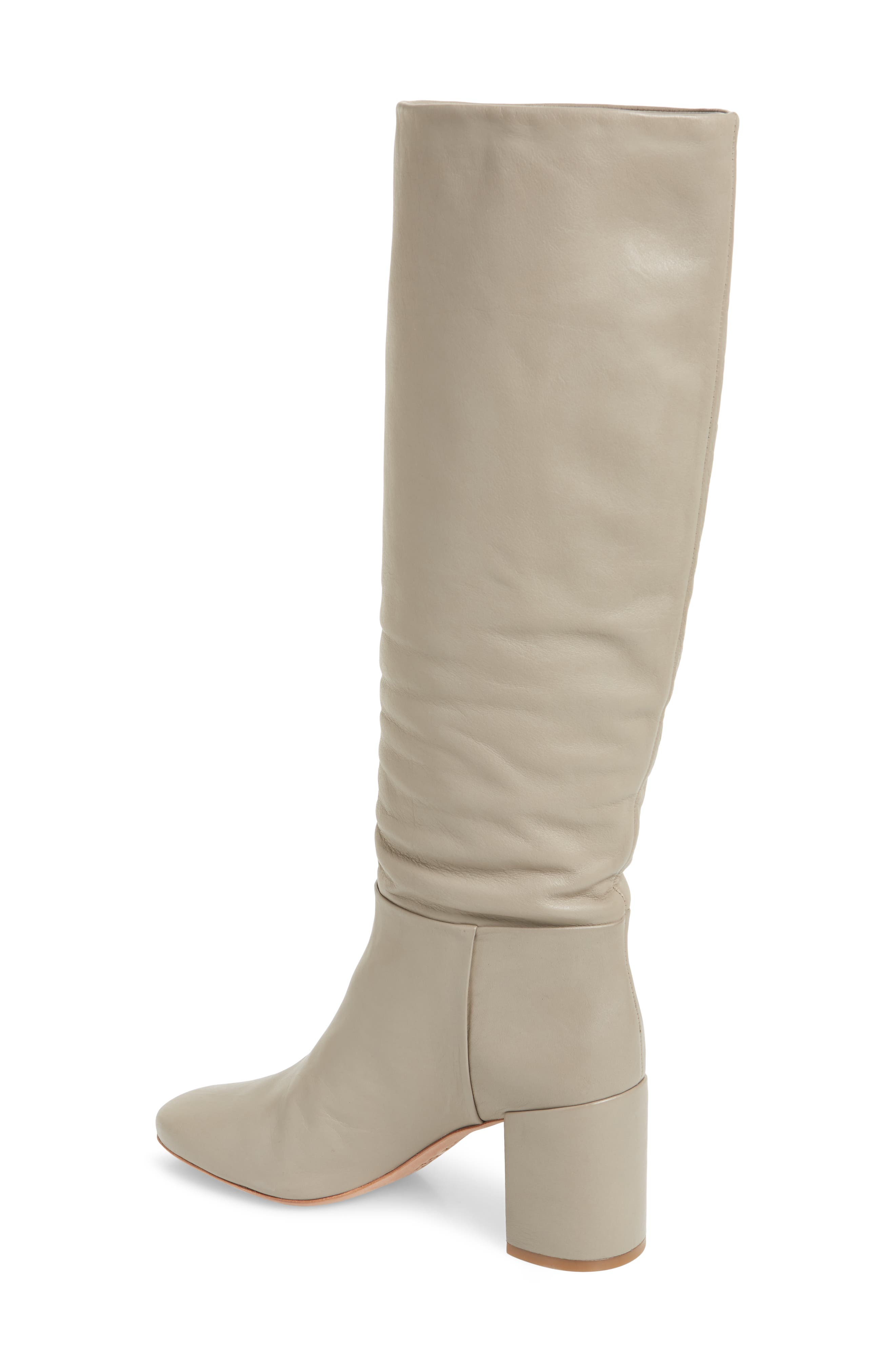 Brooke Slouchy Boot,                             Alternate thumbnail 7, color,