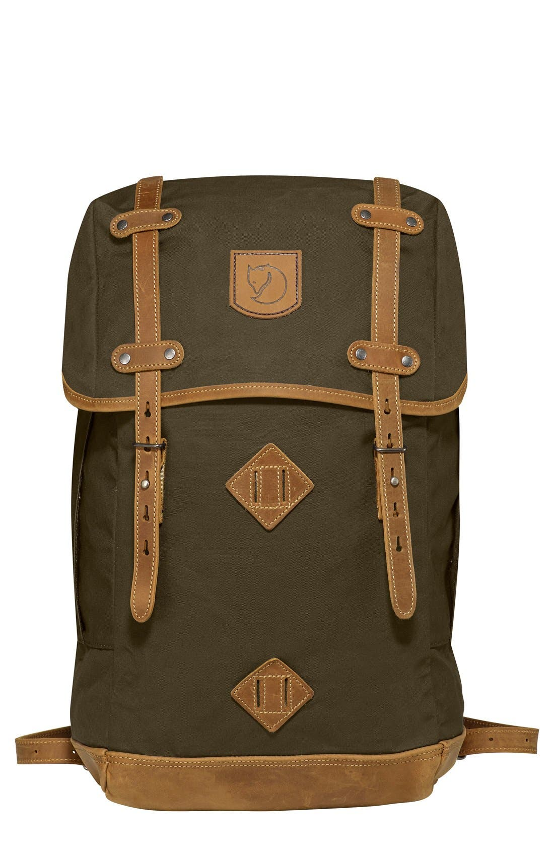 'Rucksack No. 21' Large Backpack,                             Main thumbnail 6, color,