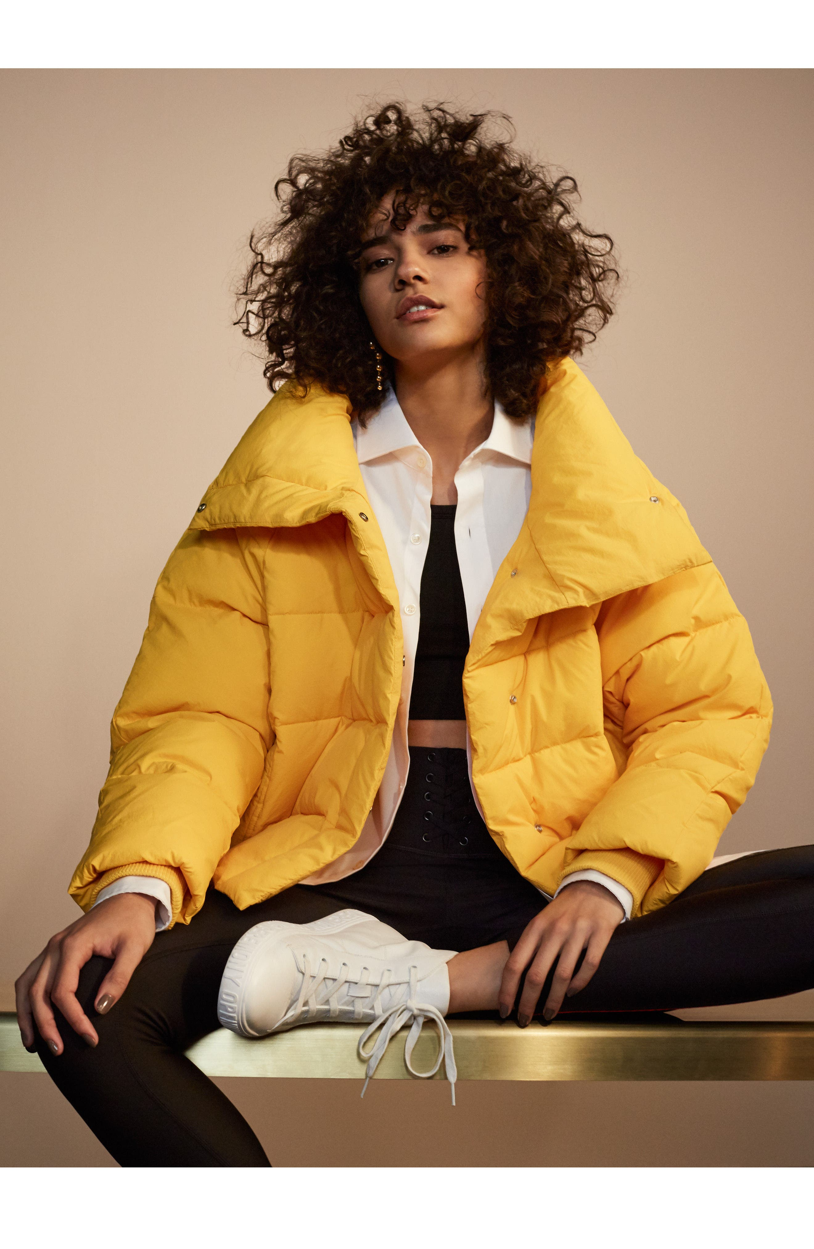 Puffer Coat,                             Alternate thumbnail 8, color,                             700