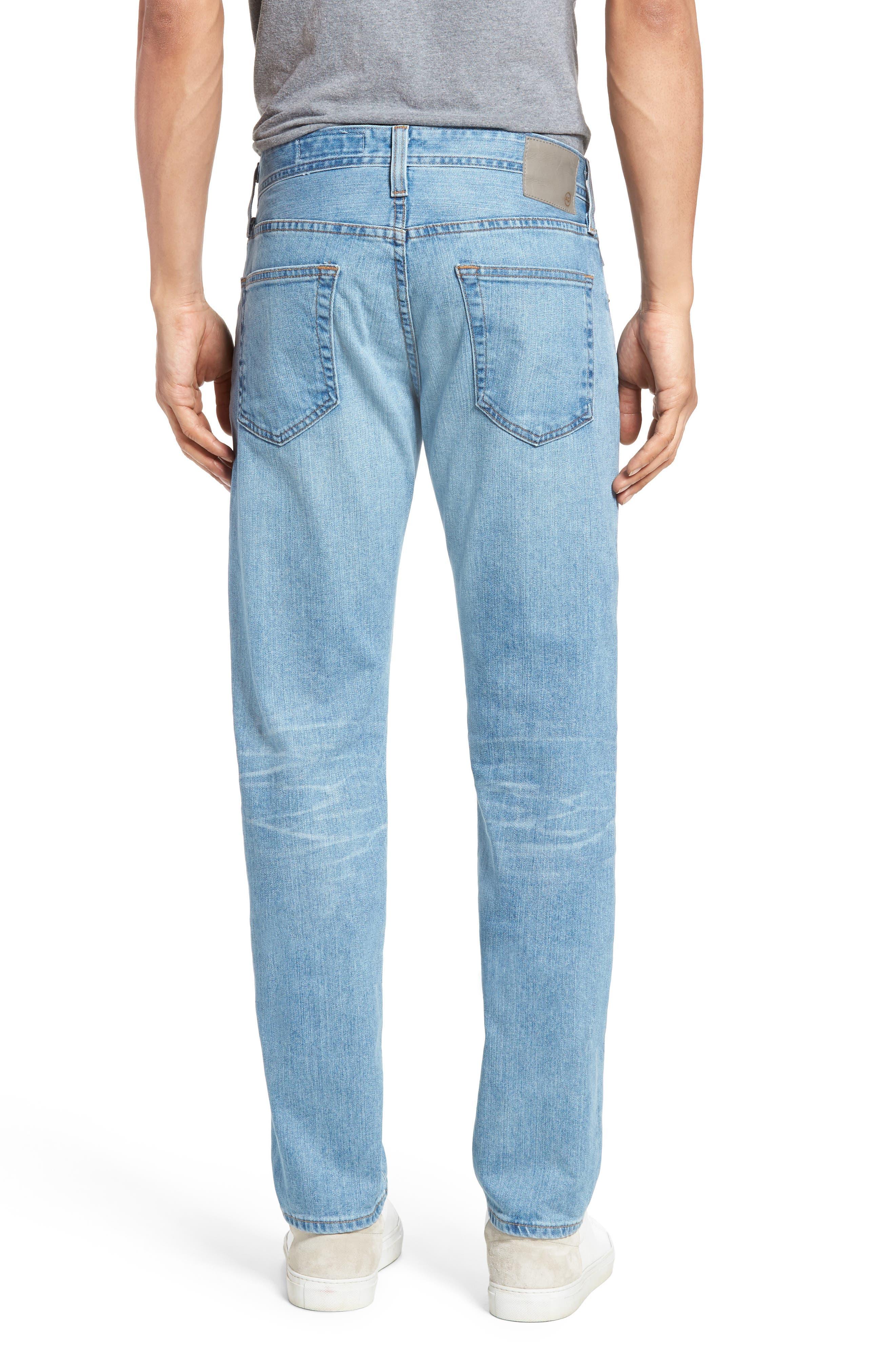 Tellis Slim Fit Jeans,                             Alternate thumbnail 2, color,                             412
