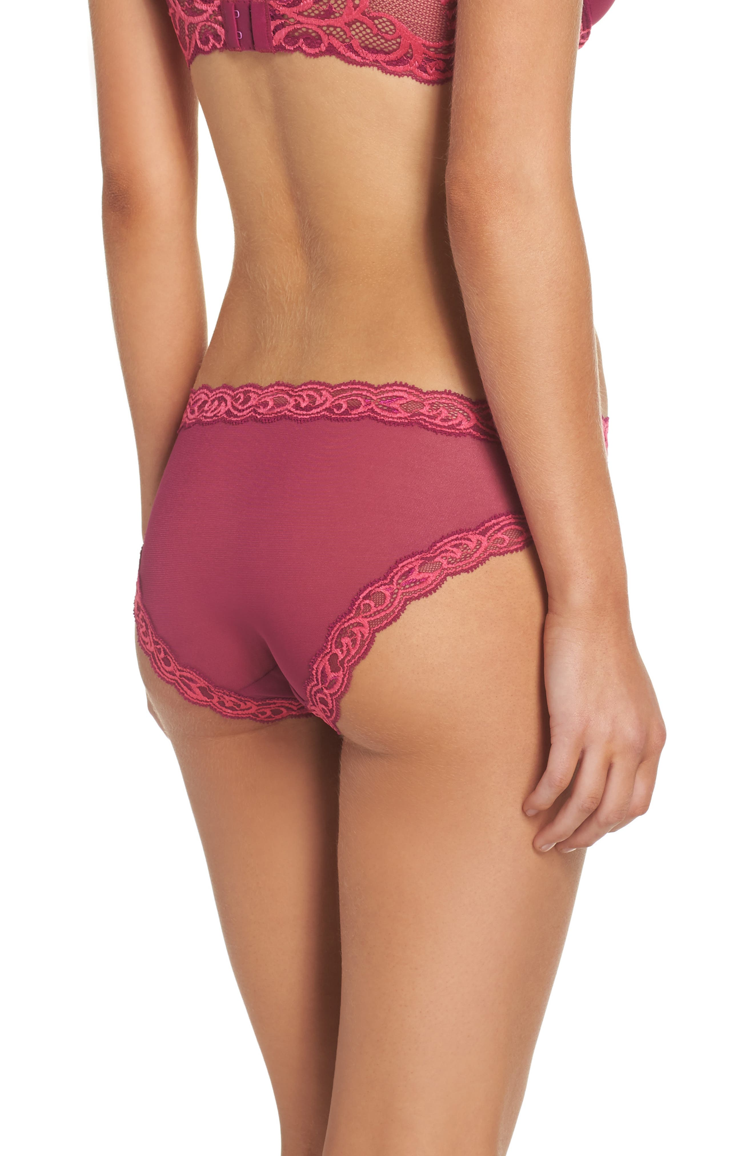 Feathers Hipster Briefs,                             Alternate thumbnail 220, color,