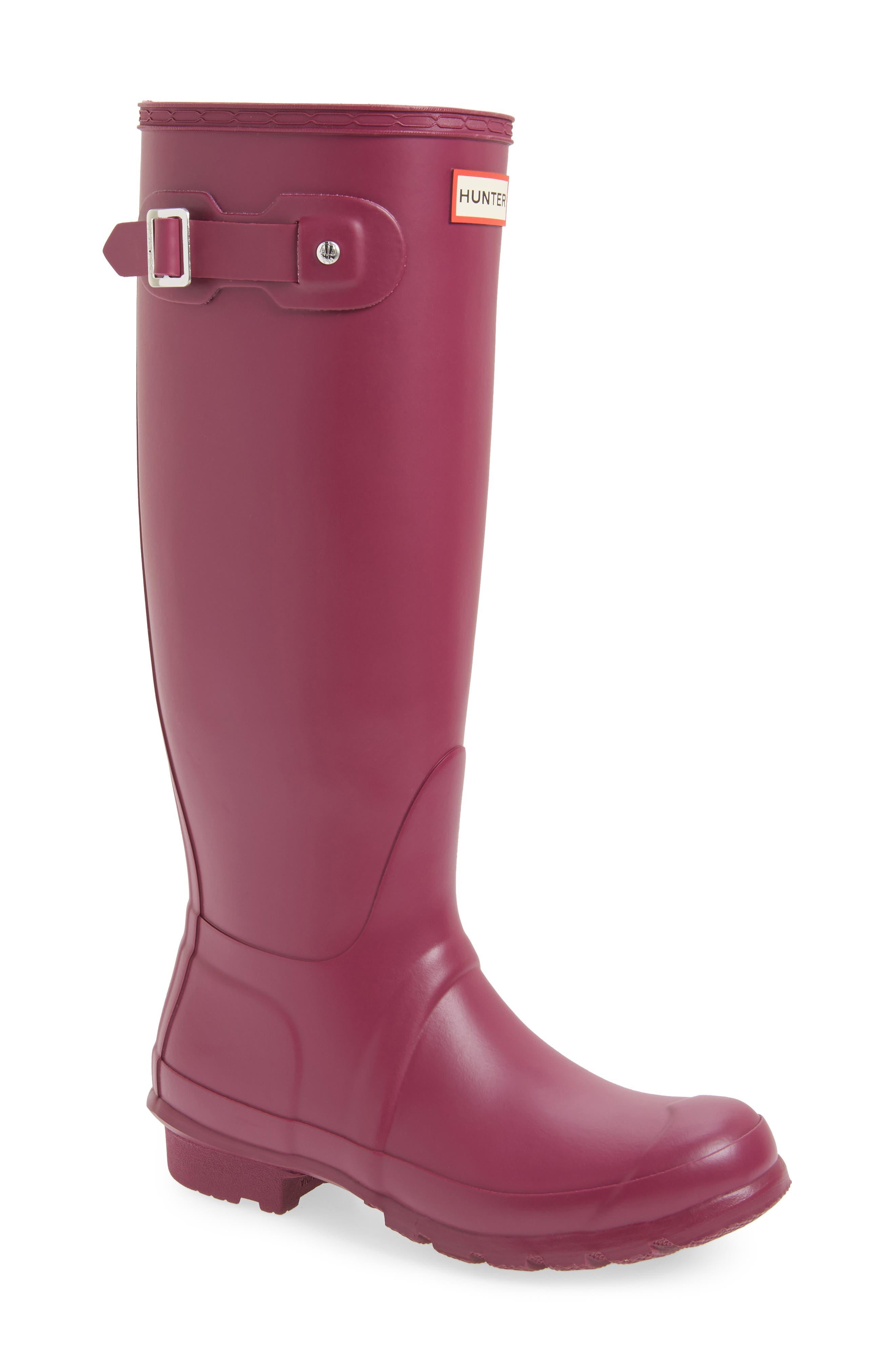 'Original Tall' Rain Boot,                             Main thumbnail 34, color,