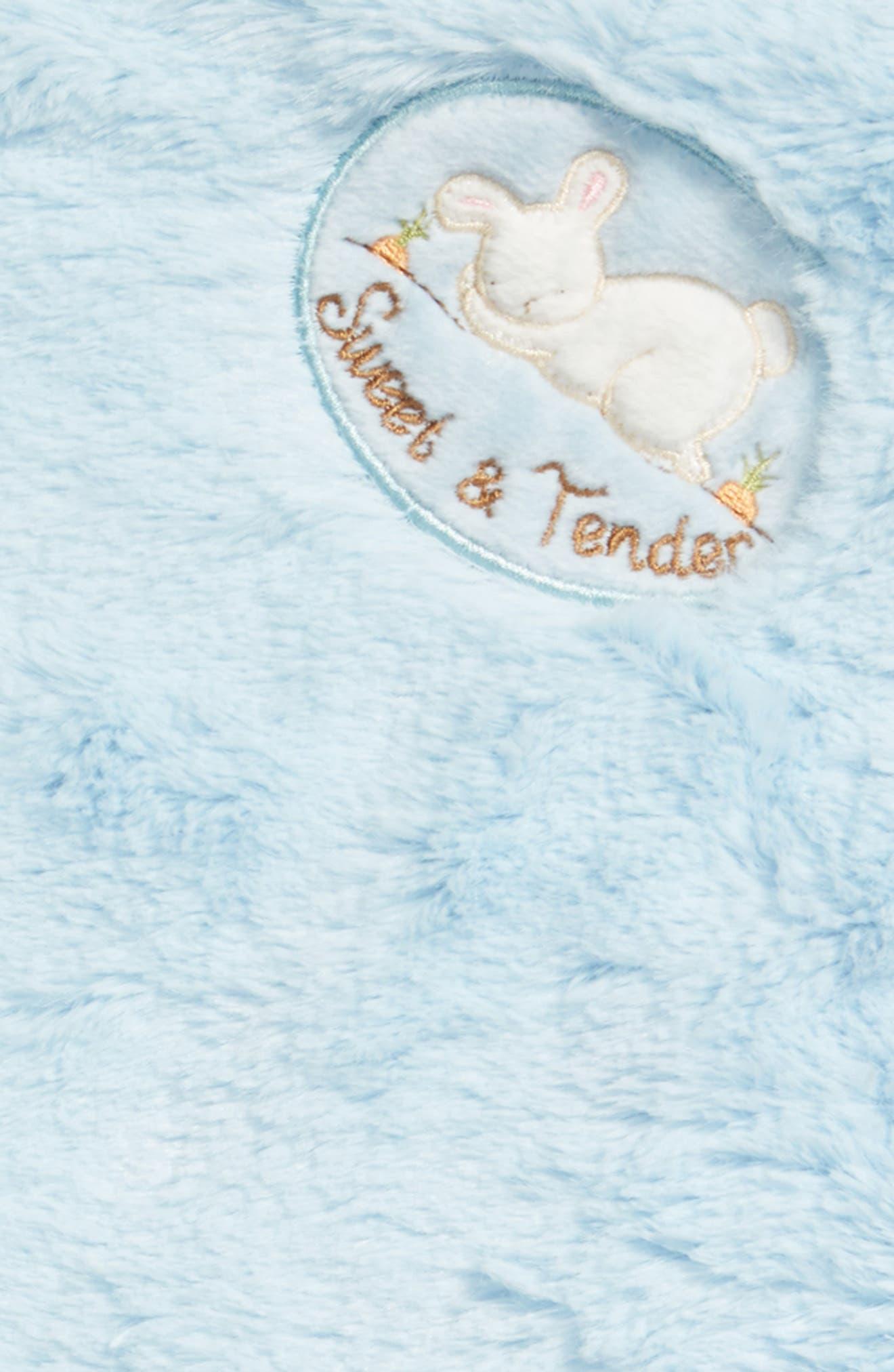 Blanket, Lovey & Teething Ring Set,                             Alternate thumbnail 2, color,                             400