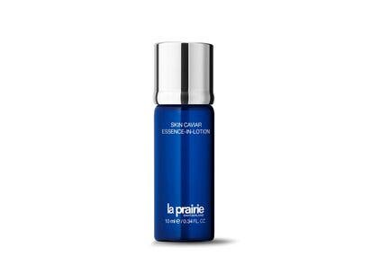 La Prairie gift with purchase