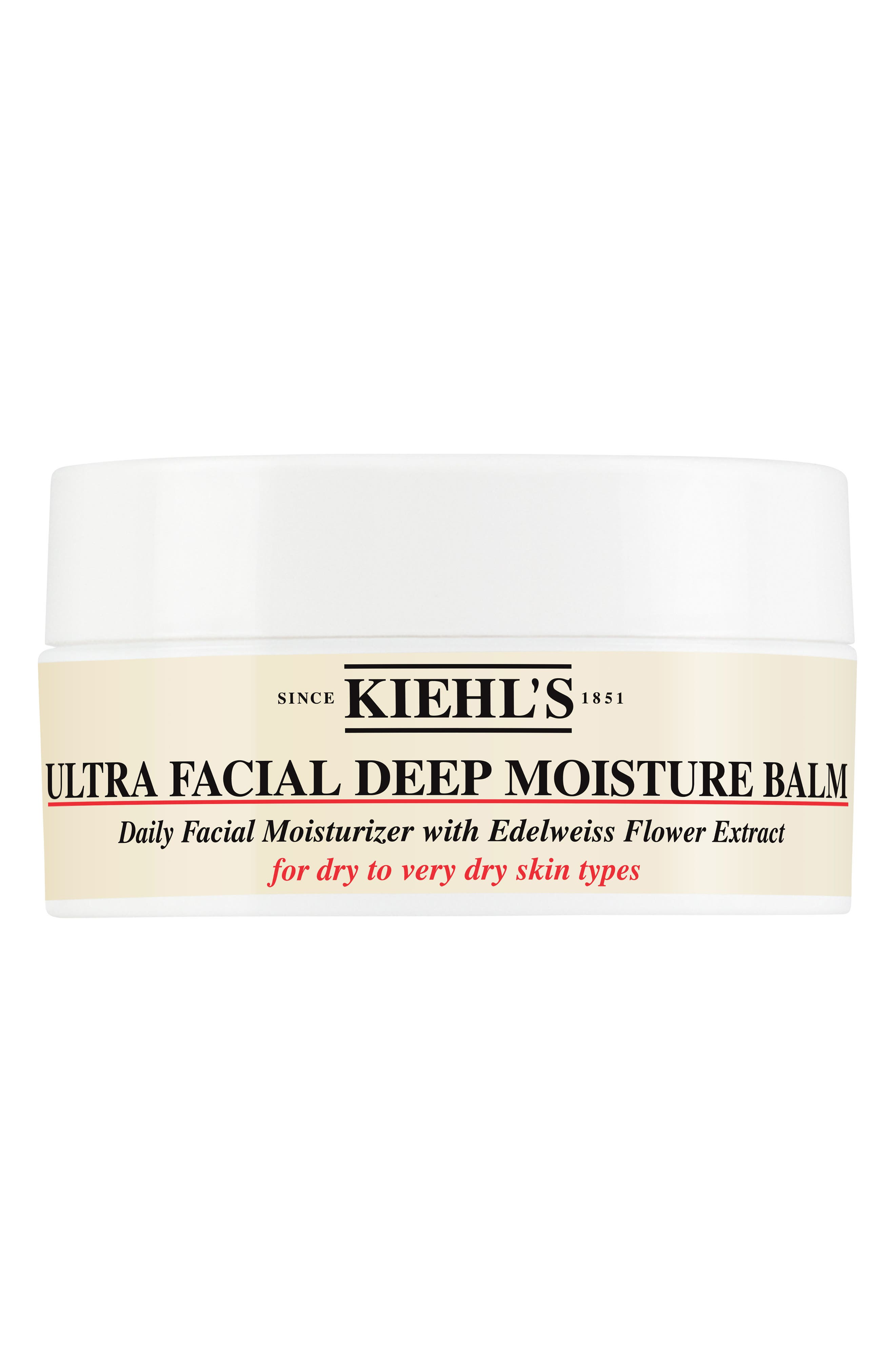 Ultra Facial Deep Moisture Balm for Drier Skin Types,                             Alternate thumbnail 4, color,                             NO COLOR