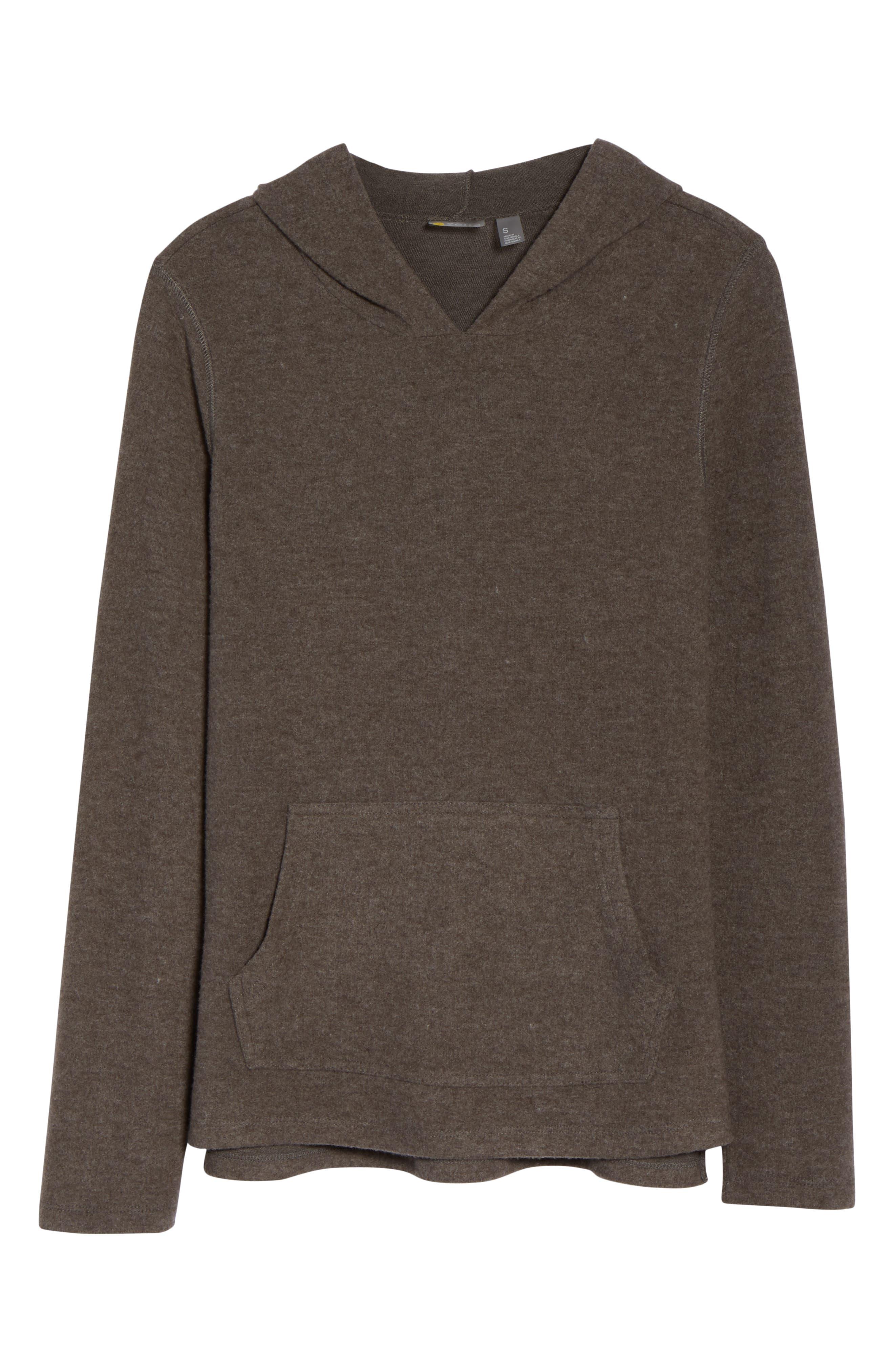 ZELLA,                             Cozy Hoodie Sweatshirt,                             Alternate thumbnail 7, color,                             021