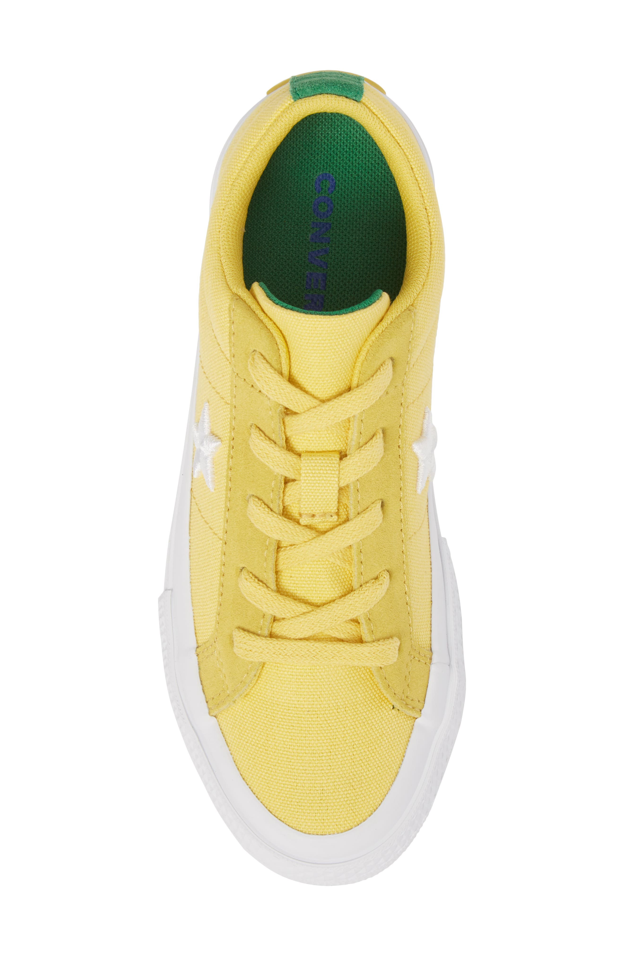 One Star Low-Top Sneaker,                             Alternate thumbnail 15, color,