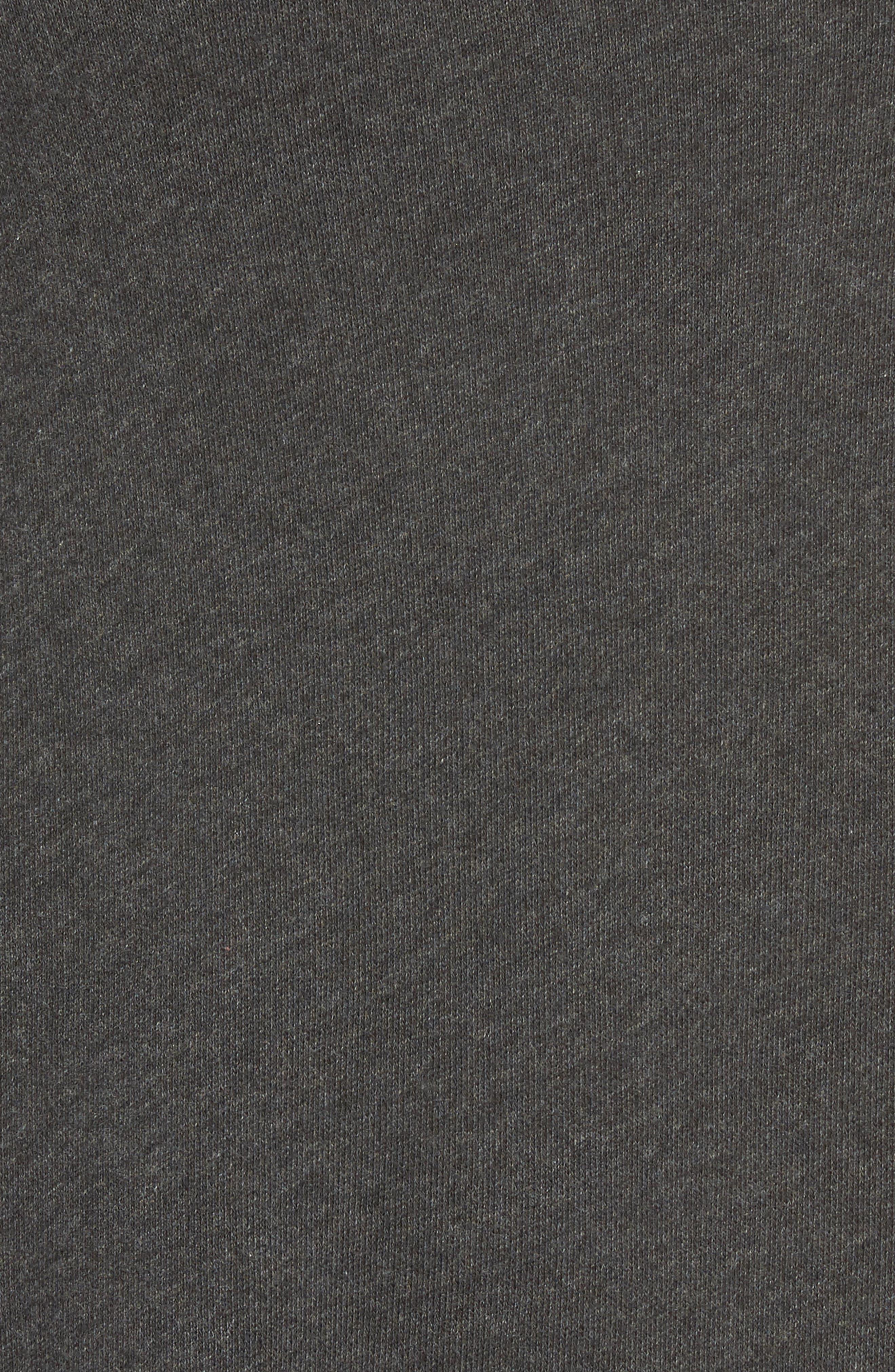 Ruffle Hem Knit Dress,                             Alternate thumbnail 5, color,                             021