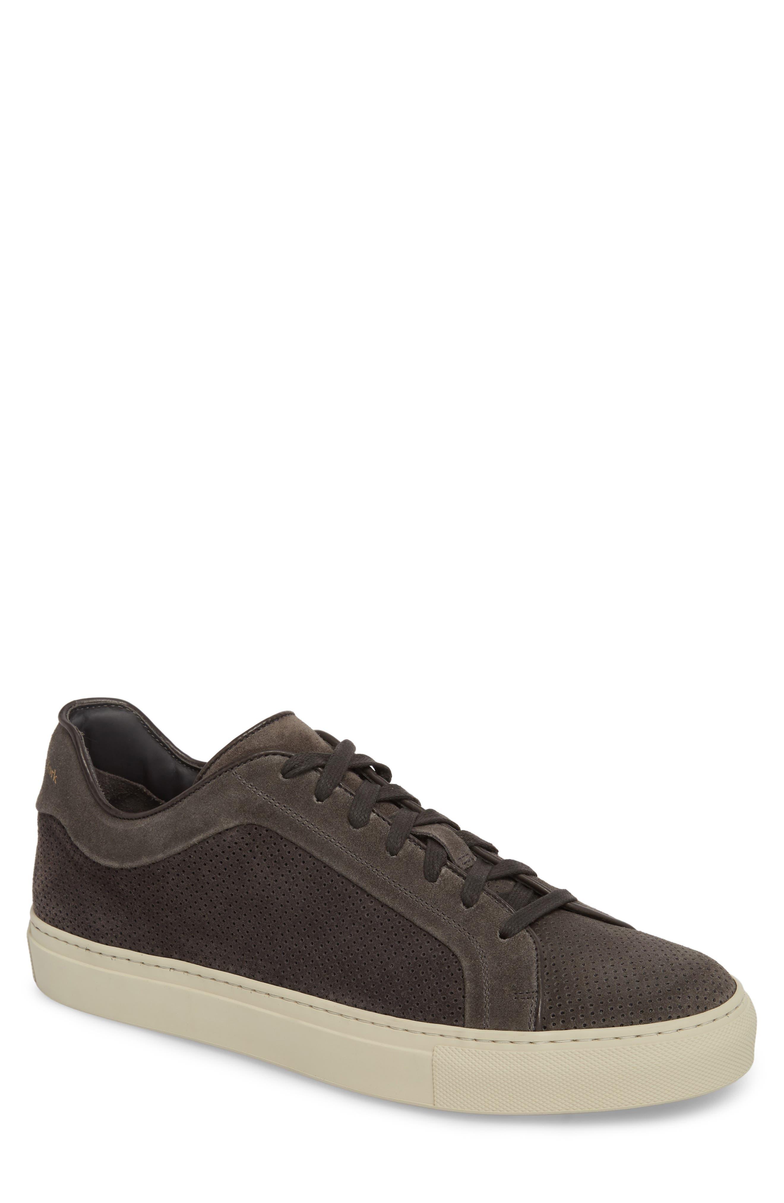 Hendrick Perforated Sneaker,                         Main,                         color,