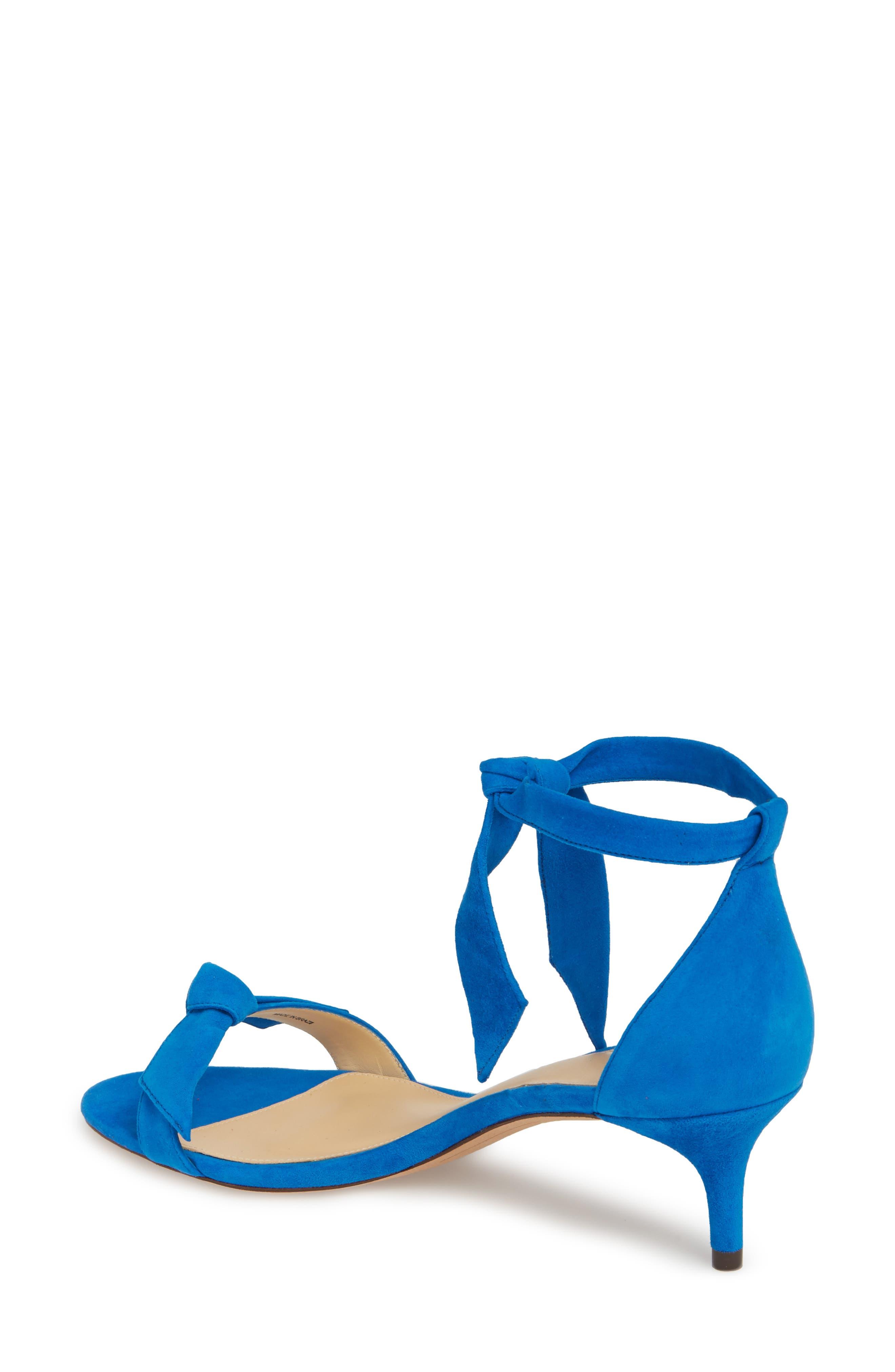 Clarita Knotted Sandal,                             Alternate thumbnail 2, color,                             400