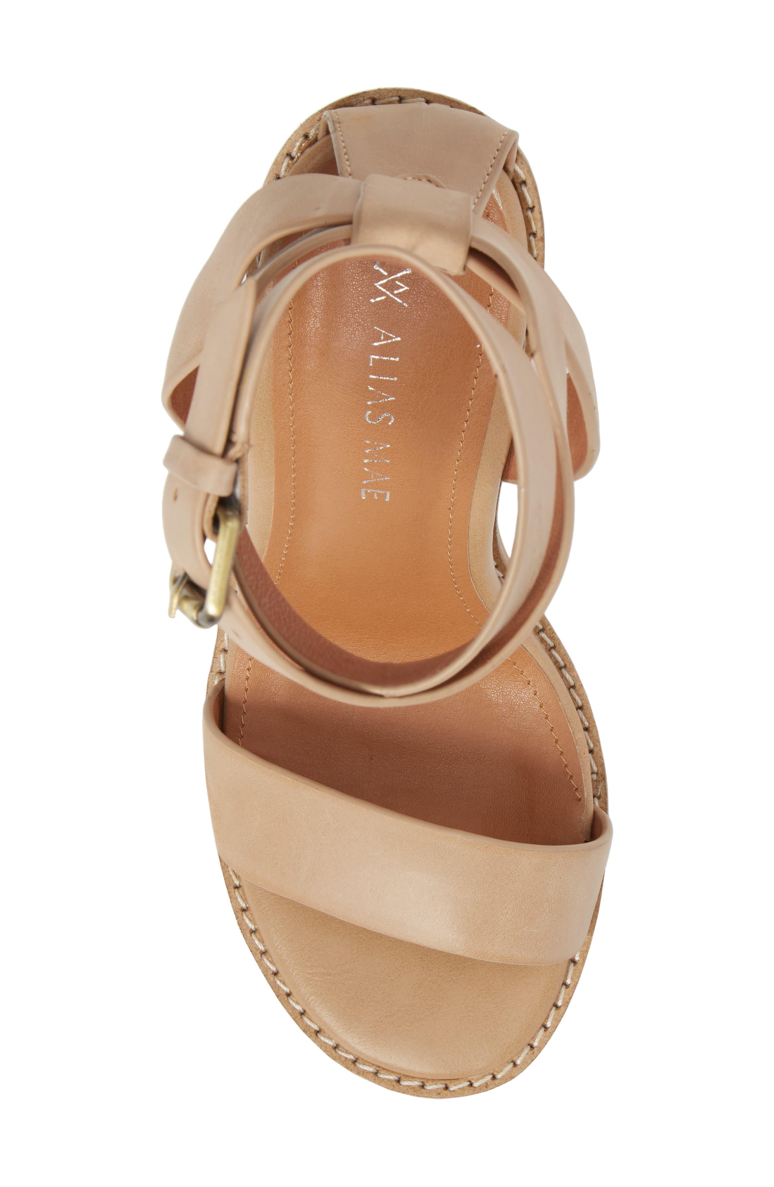 Calito Ankle Strap Sandal,                             Alternate thumbnail 10, color,
