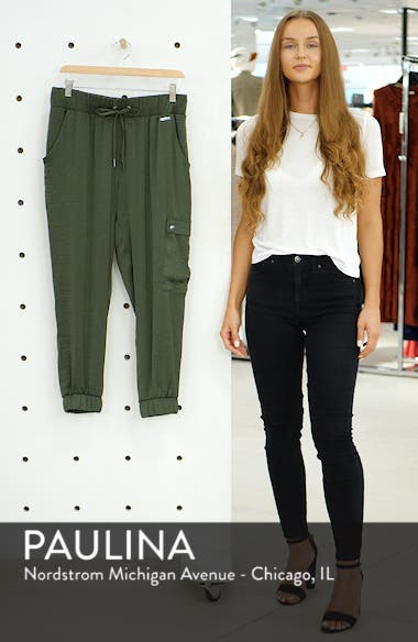 Cargo Luxe Ankle Pants, sales video thumbnail