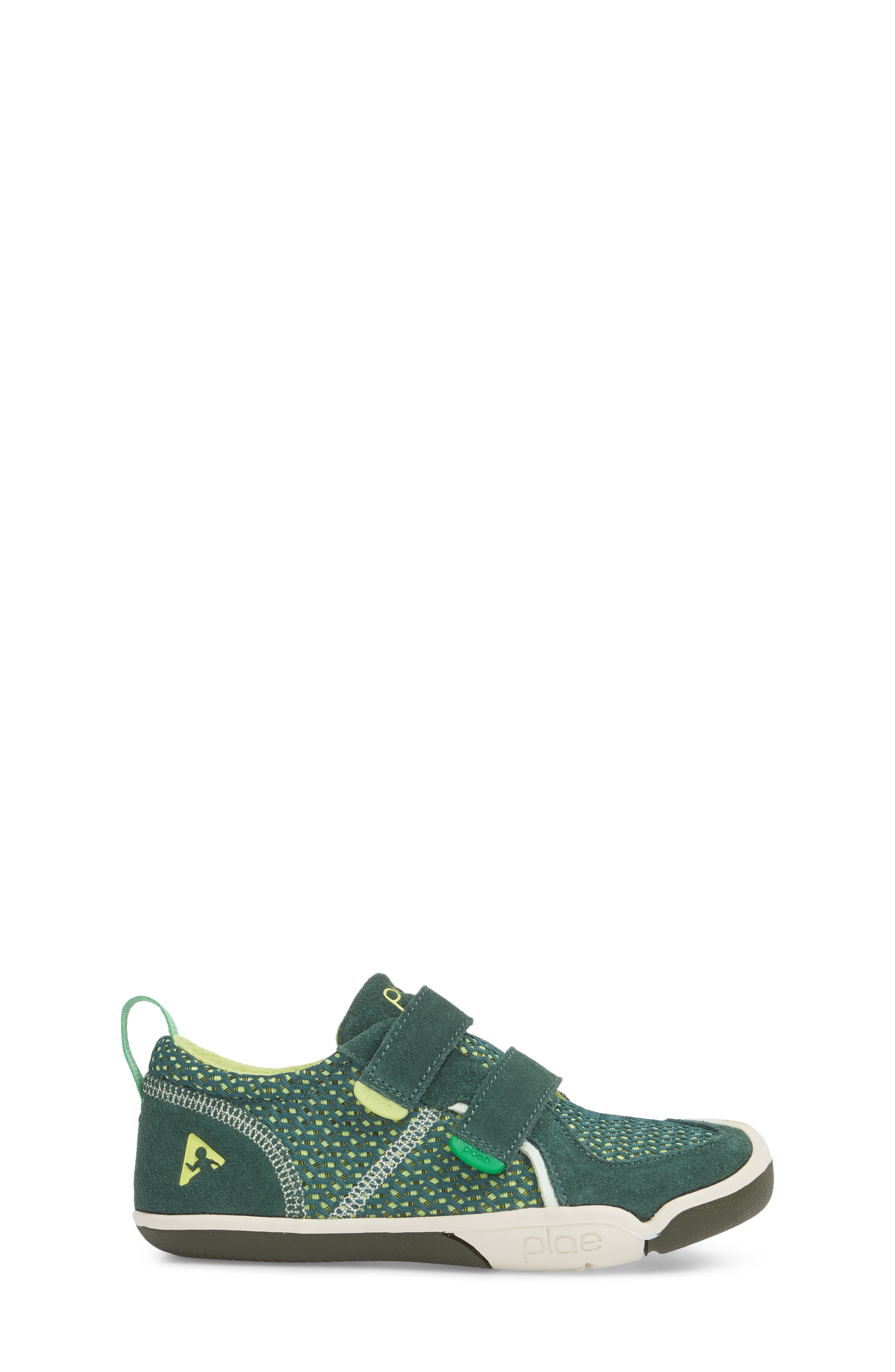 Ty Customizable Sneaker,                             Alternate thumbnail 3, color,                             AMAZON GREEN