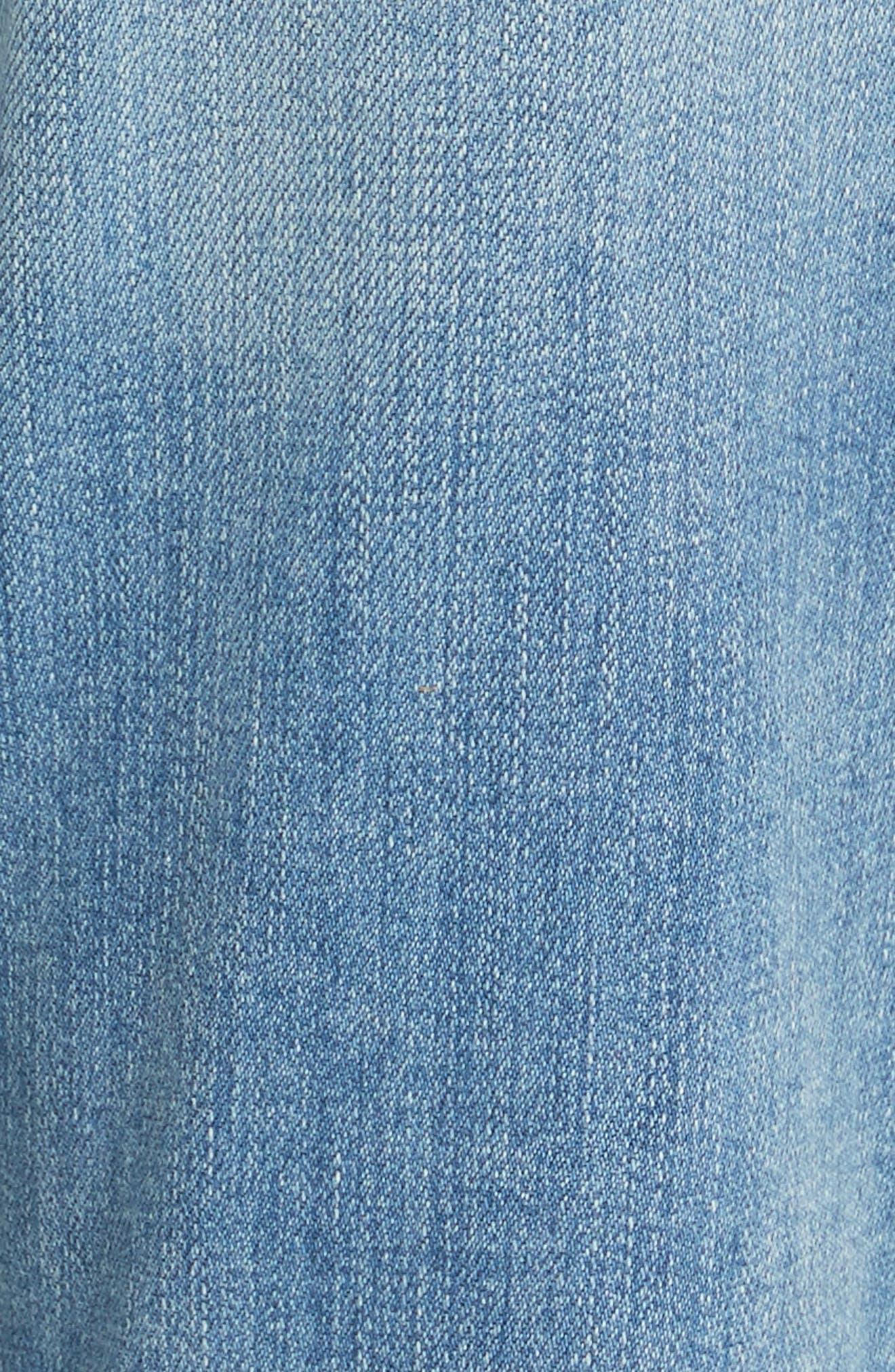 Le Boy Crop Jeans,                             Alternate thumbnail 2, color,                             420