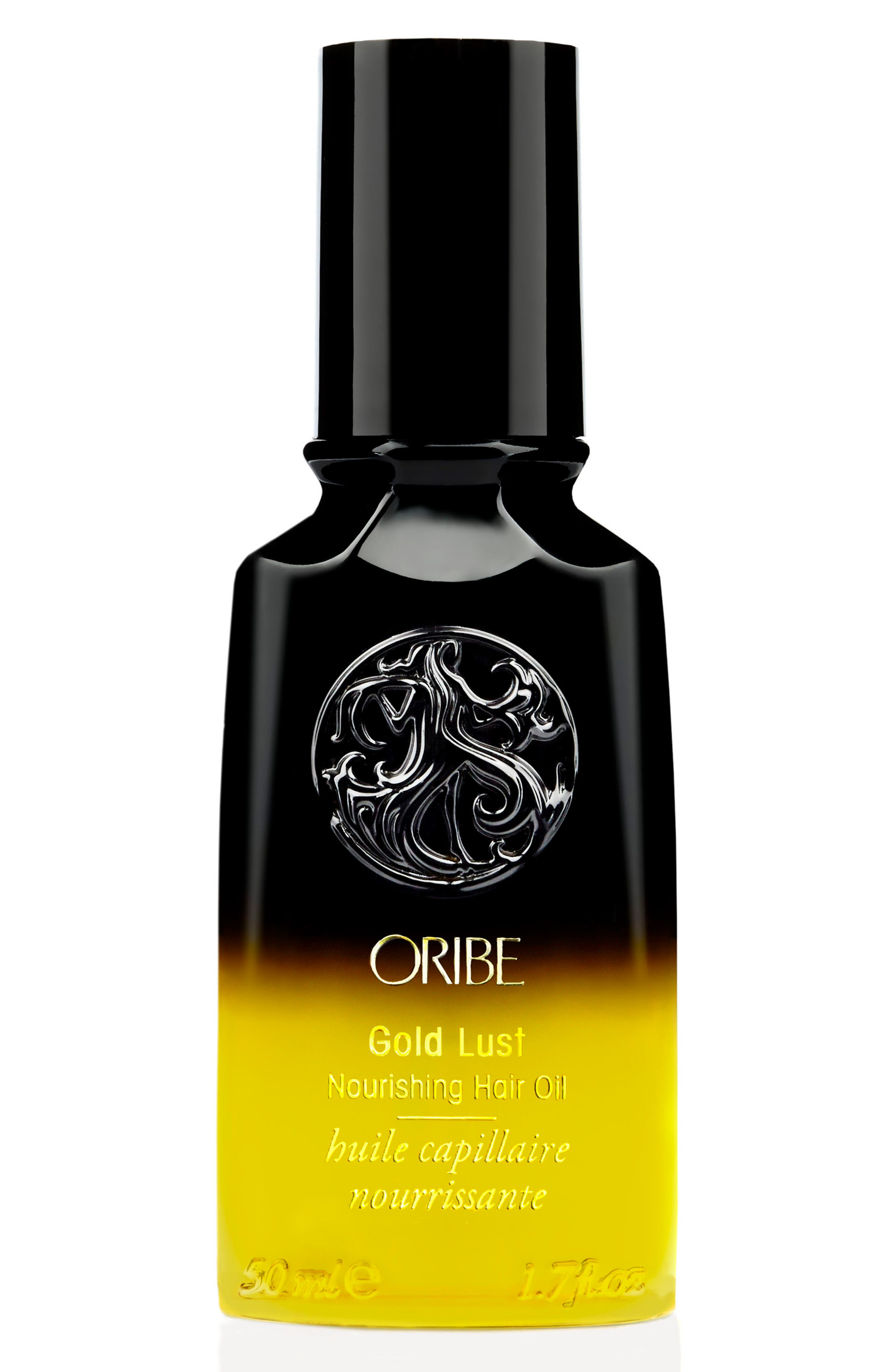 SPACE.NK.apothecary Oribe Gold Lust Nourishing Hair Oil,                             Alternate thumbnail 5, color,                             NO COLOR
