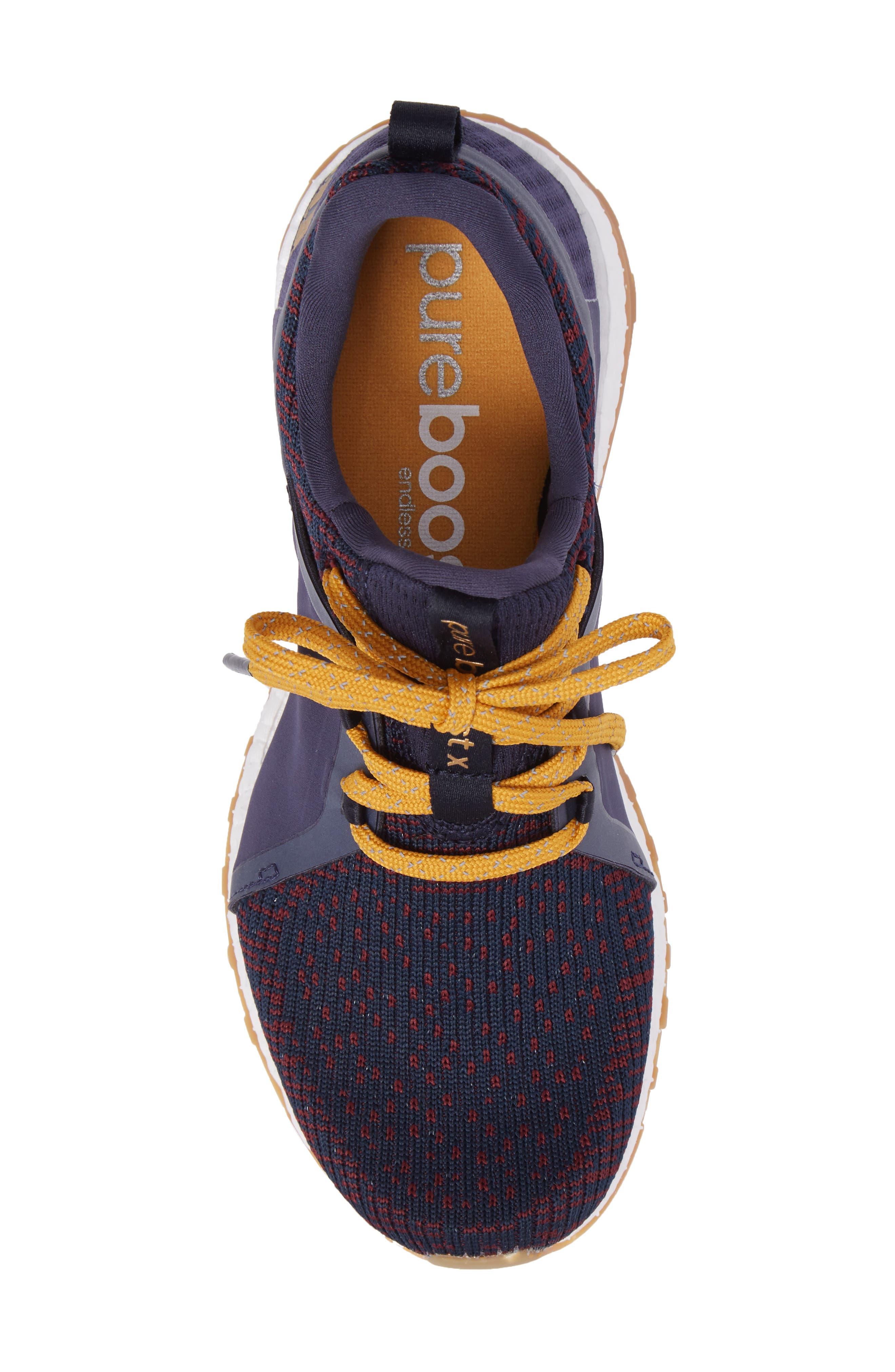 PureBoost X ATR Running Shoe,                             Alternate thumbnail 5, color,                             408