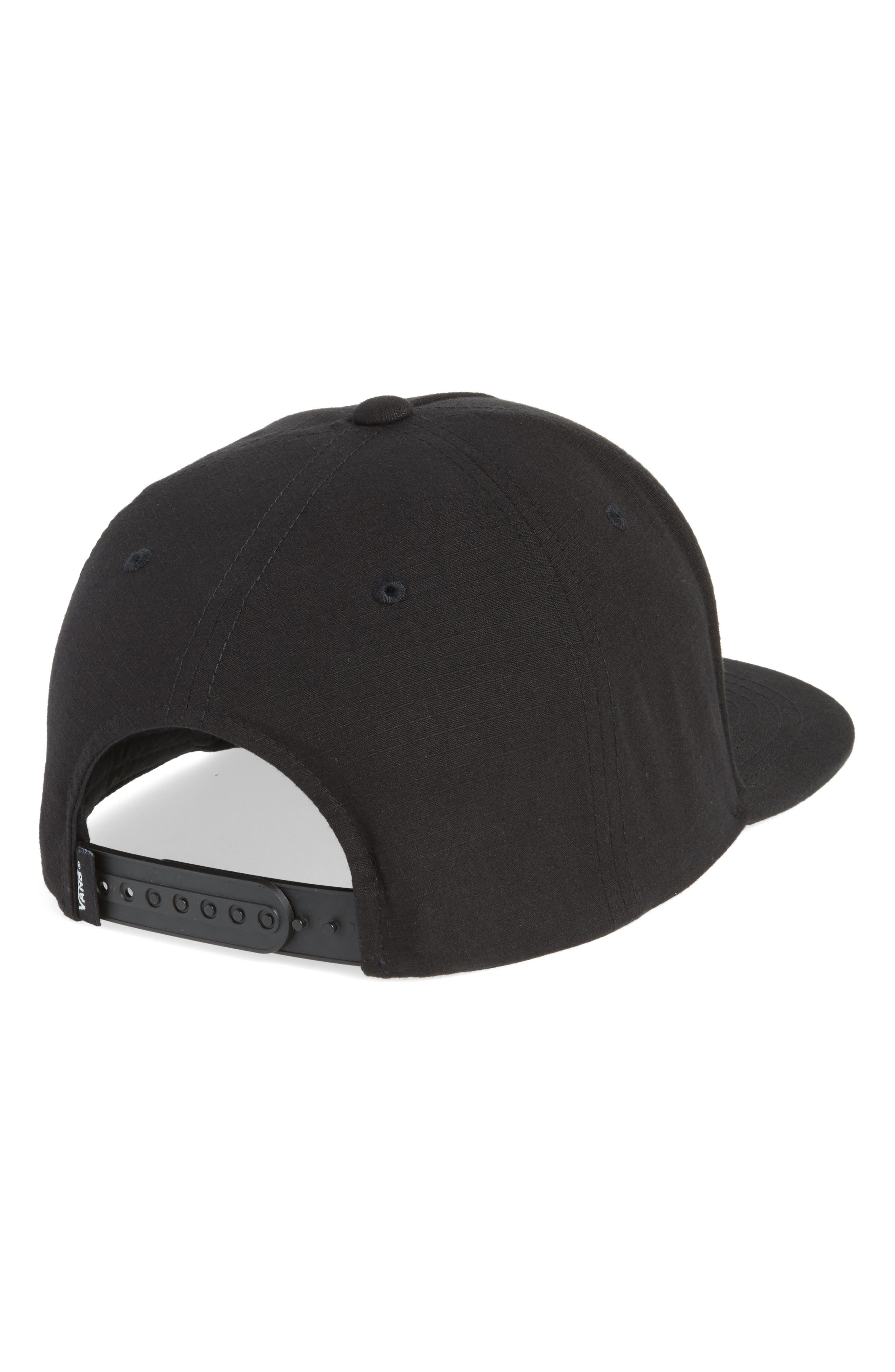 Full Patch Barbed Logo Cap,                             Alternate thumbnail 2, color,                             001
