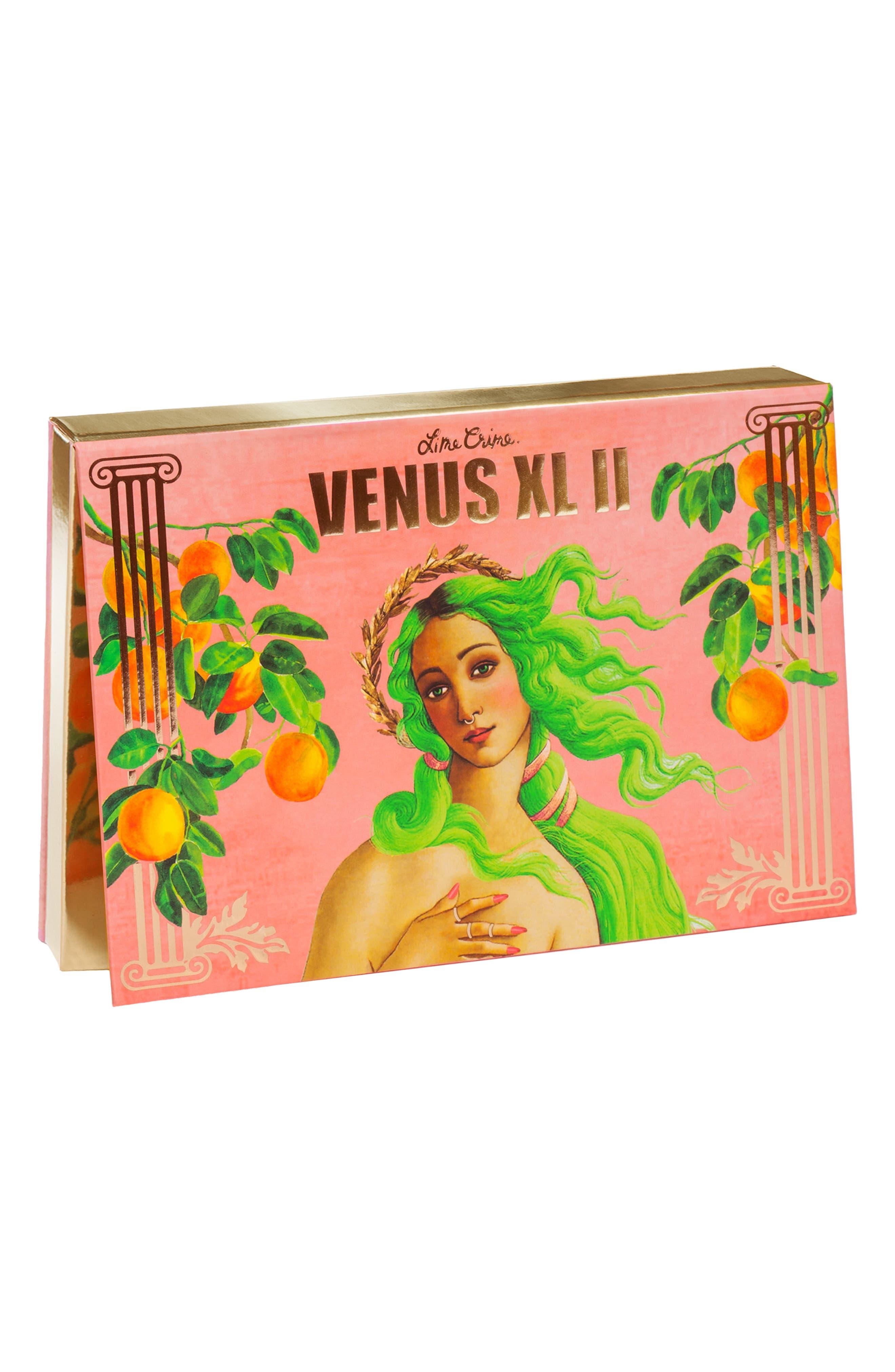Venus XL 2 Eyeshadow Palette,                             Alternate thumbnail 4, color,                             NO COLOR