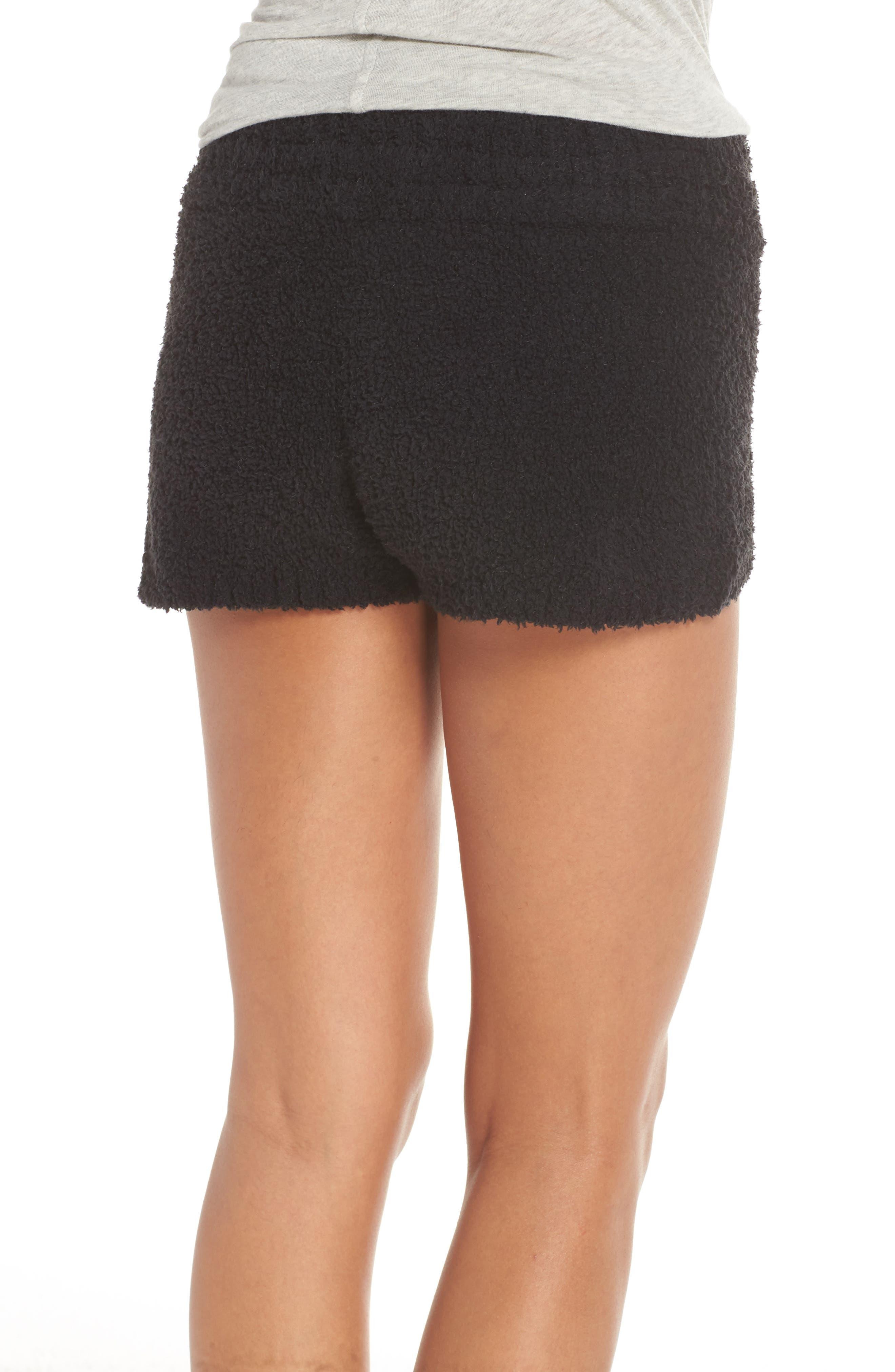 Shilo Shorts,                             Alternate thumbnail 2, color,                             BLACK